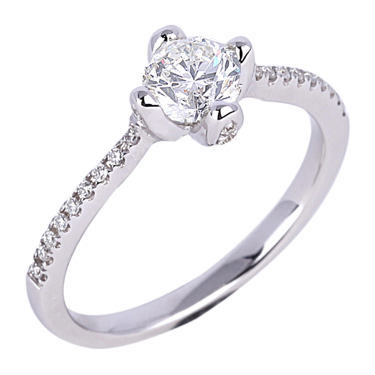 Diamond Engagement Rings SGR404 (Rings)