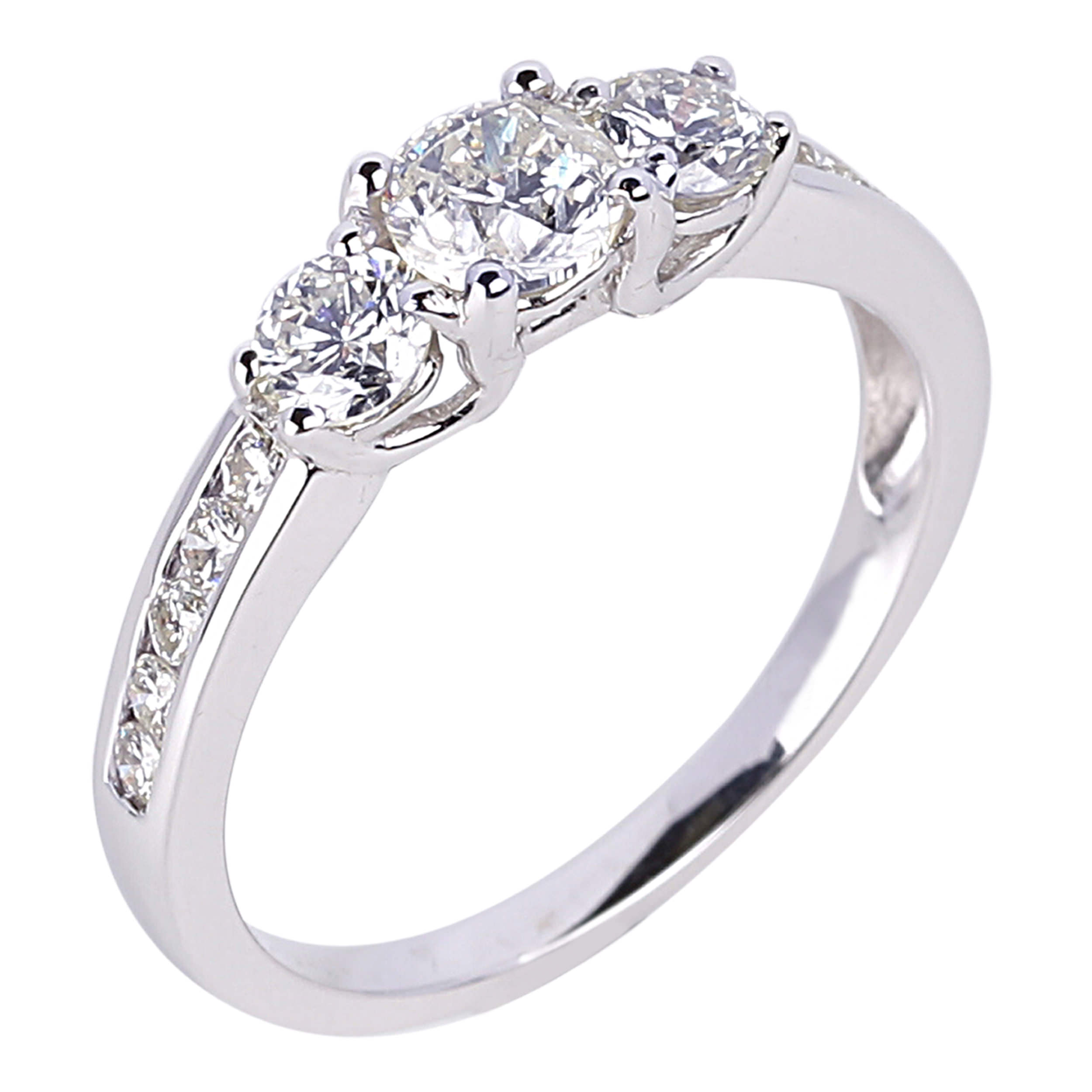 Diamond Engagement Rings SGR710 (Rings)
