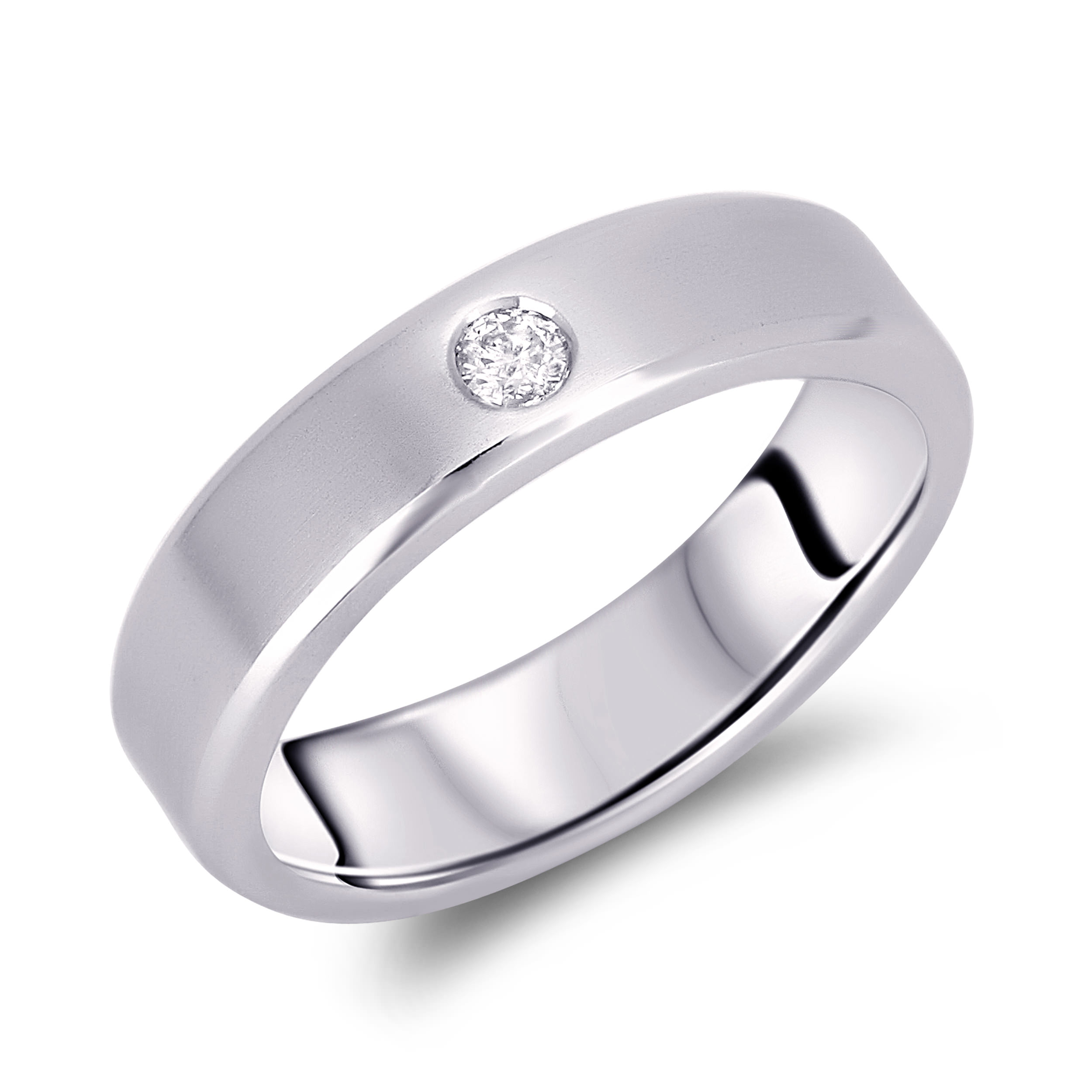 Diamond Gent's Rings SGR592 (Rings)