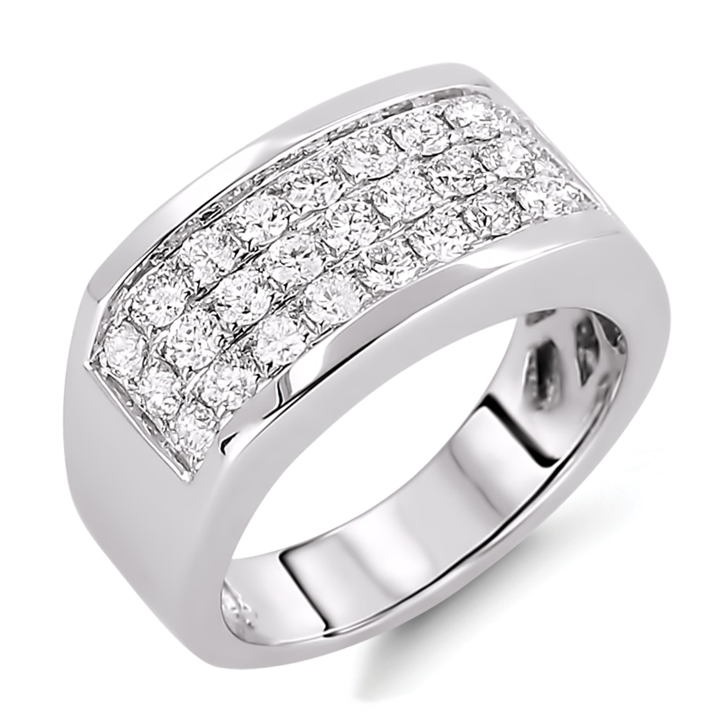 Diamond Anniversary Rings SGR654 (Rings)
