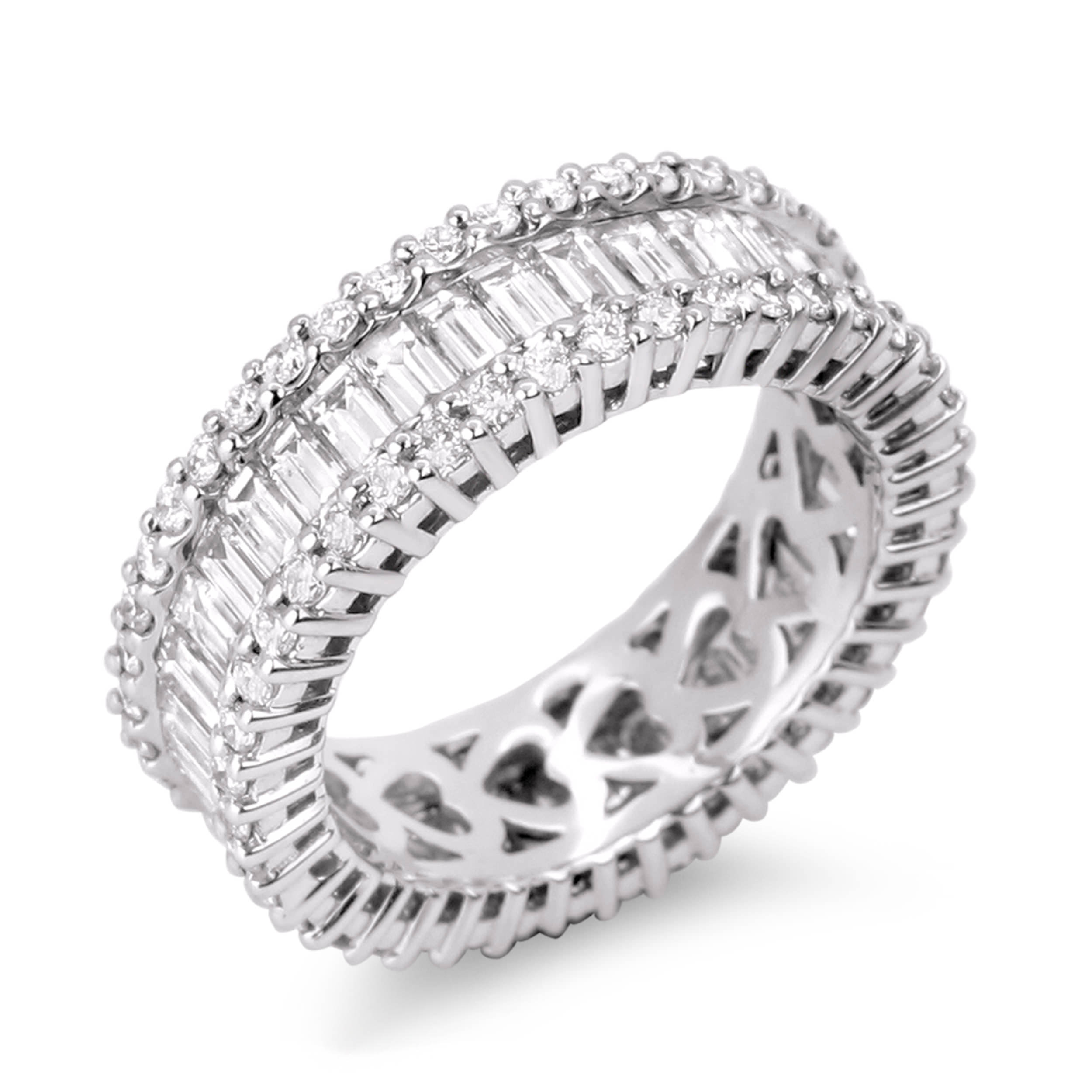 jewellery rings fine details anniversary diamond collection product anaya gent