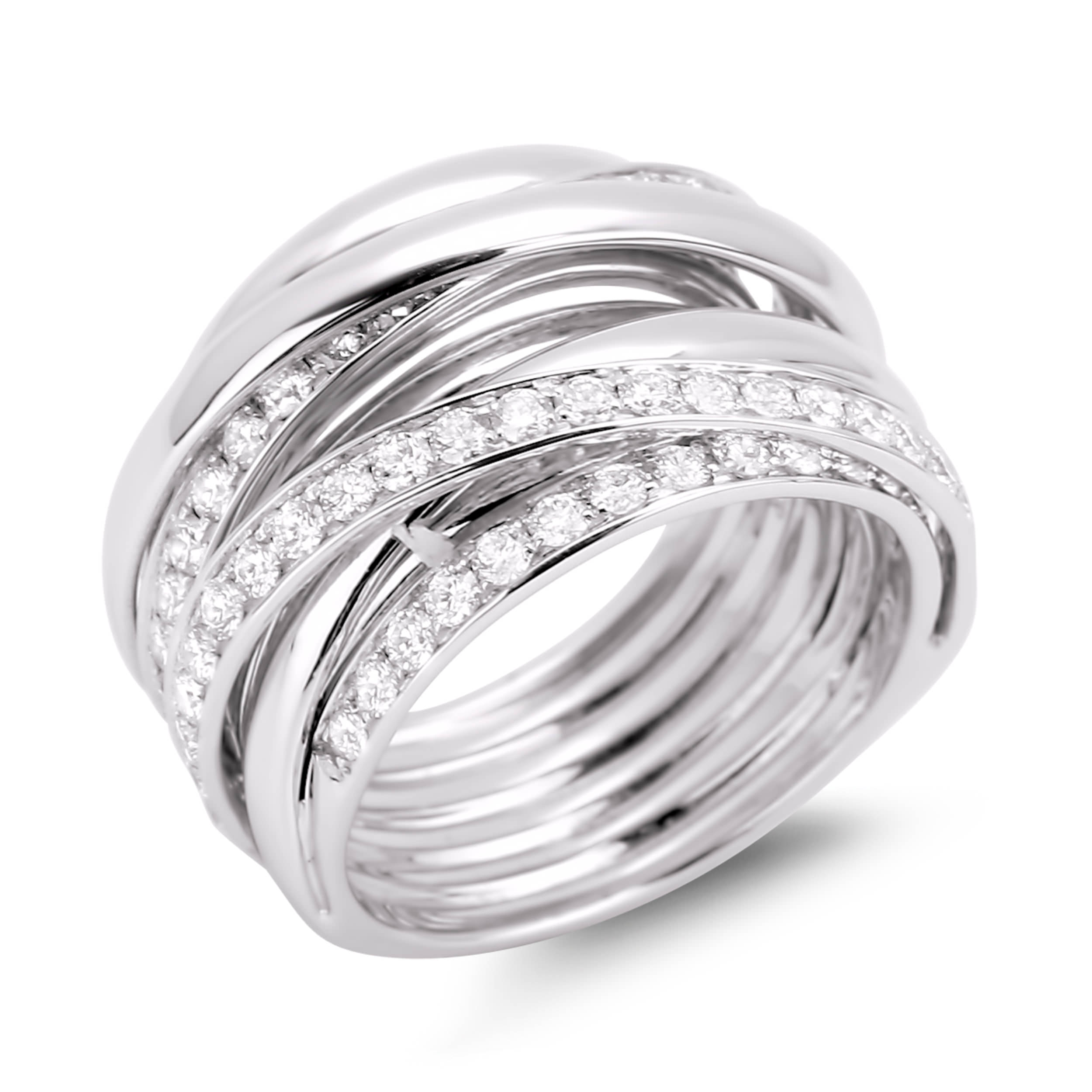 Diamond Anniversary Rings SGR800 (Rings)