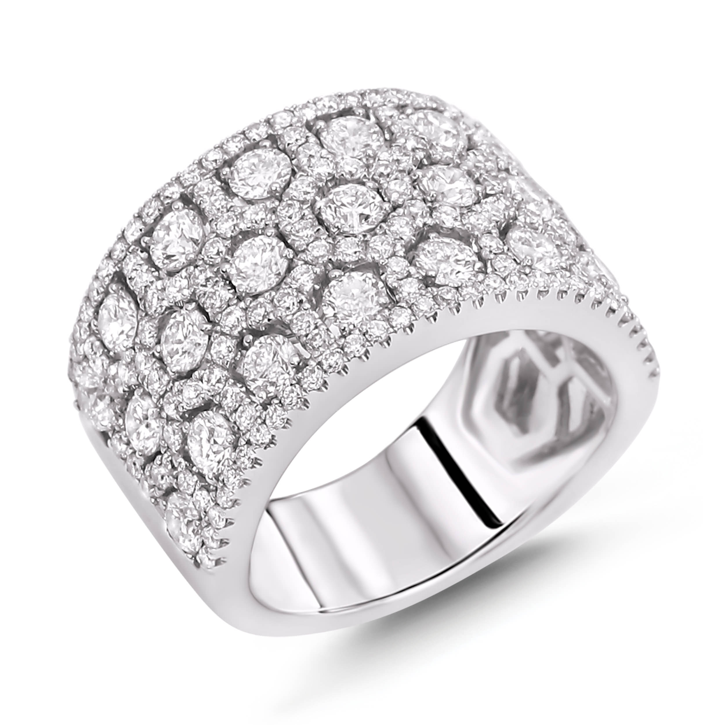 fine rings diamond collection details jewellery anaya anniversary product