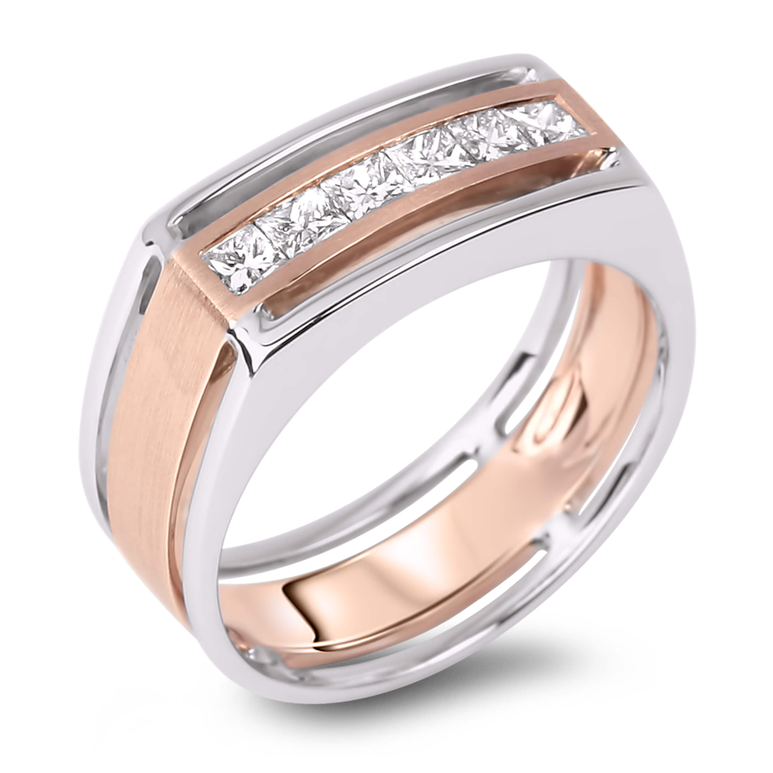 a brereton gents ring from pin rings jewellers stylish wedding