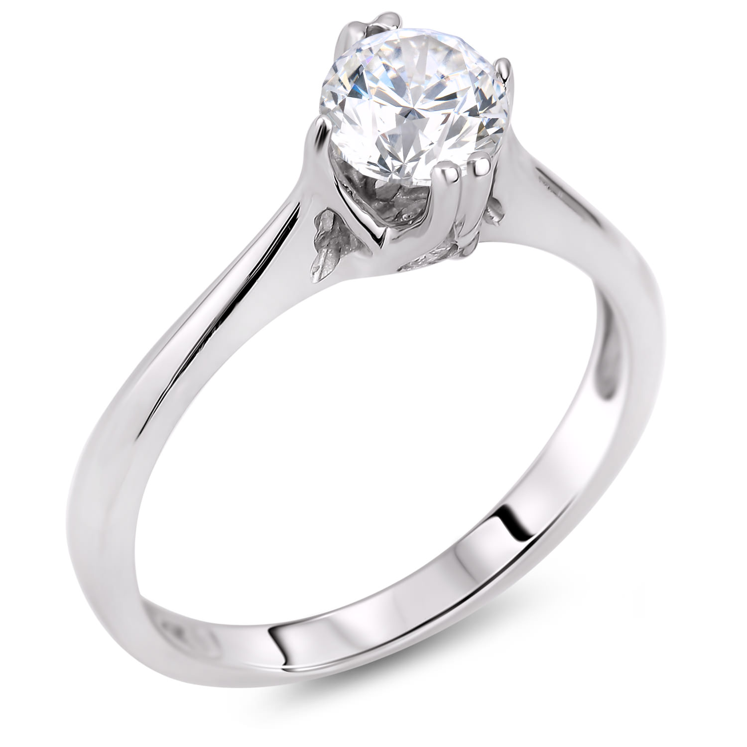 Diamond Solitaire Rings SEC2425 (Rings)