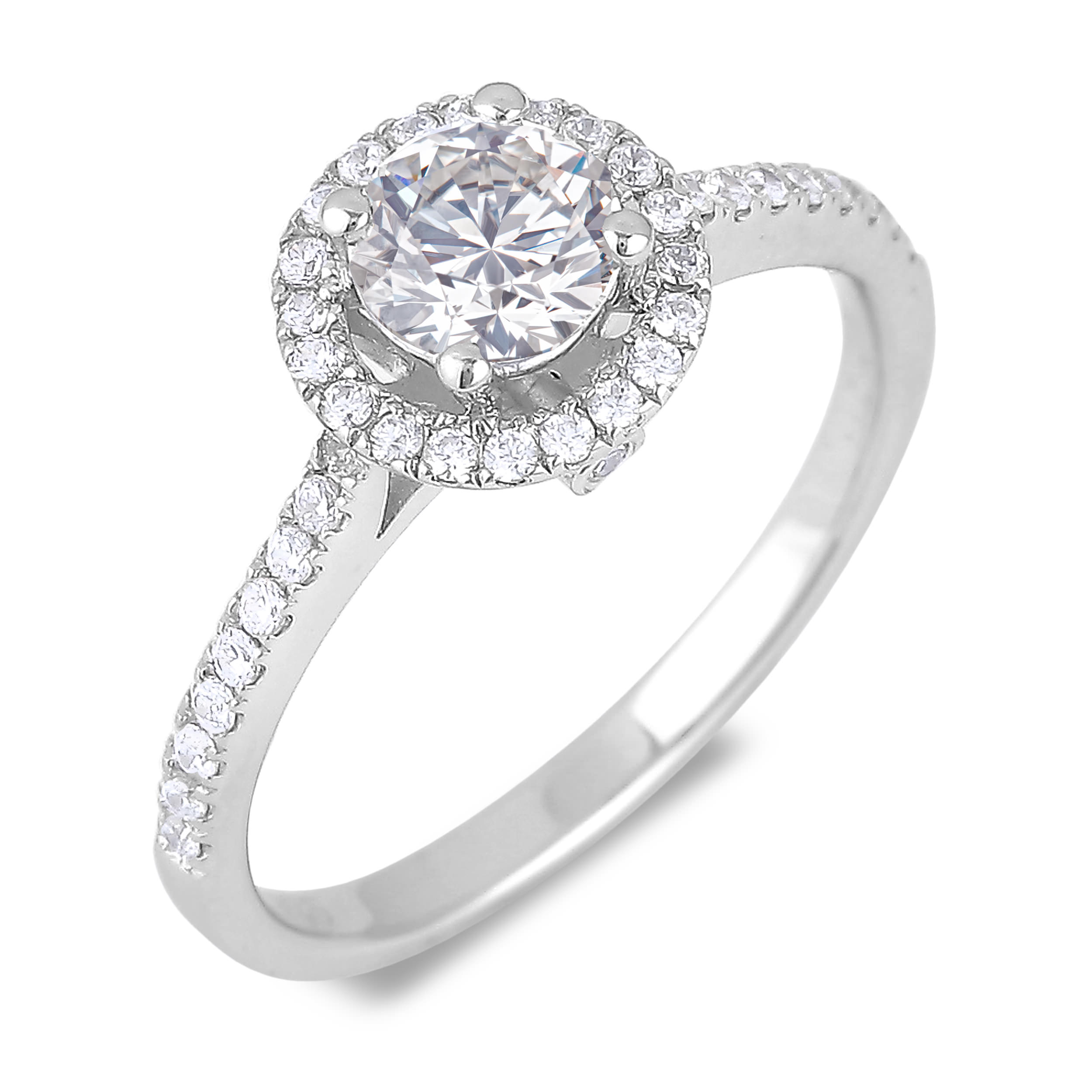 Diamond Engagement RE008107 ()
