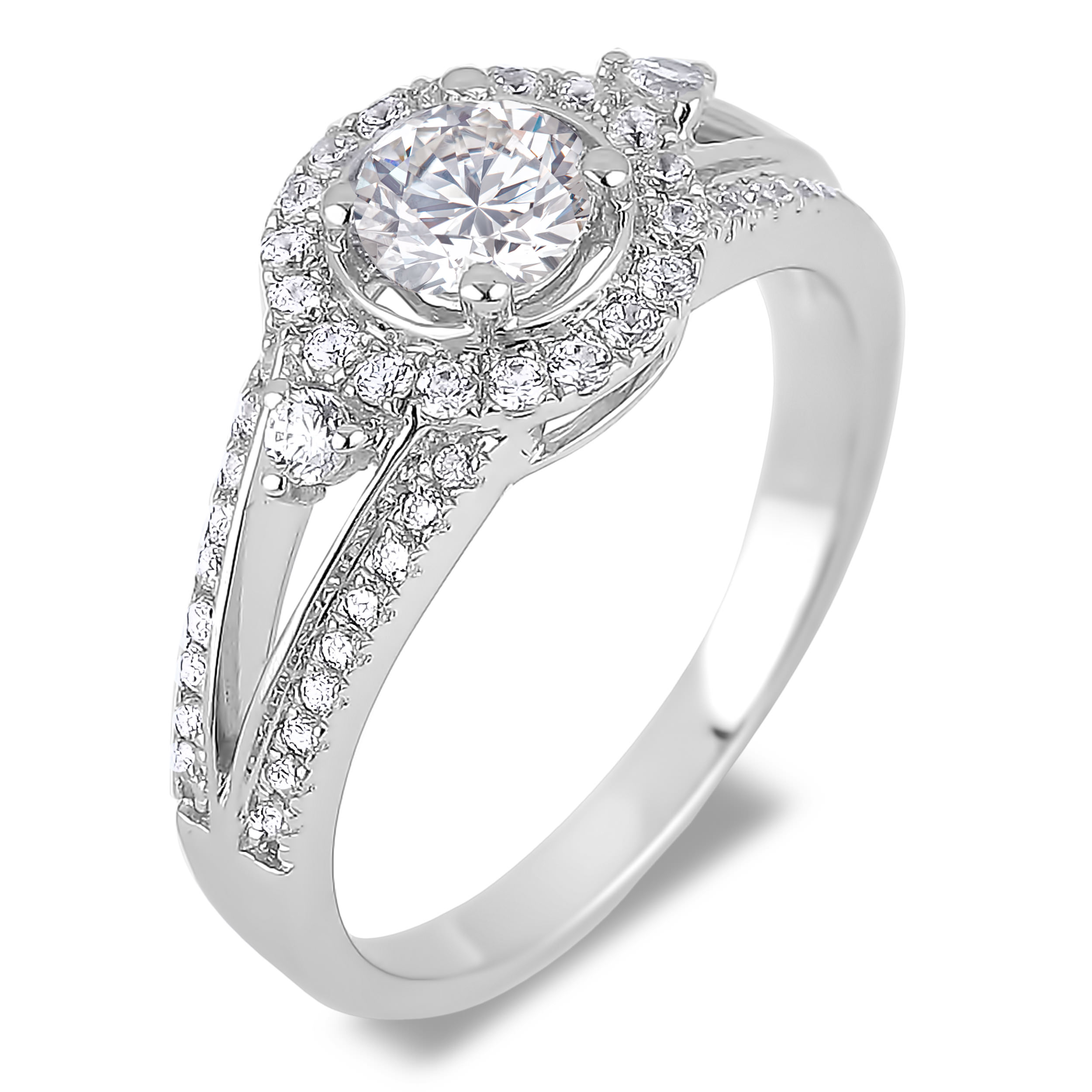 Diamond Engagement VRE00009W ()