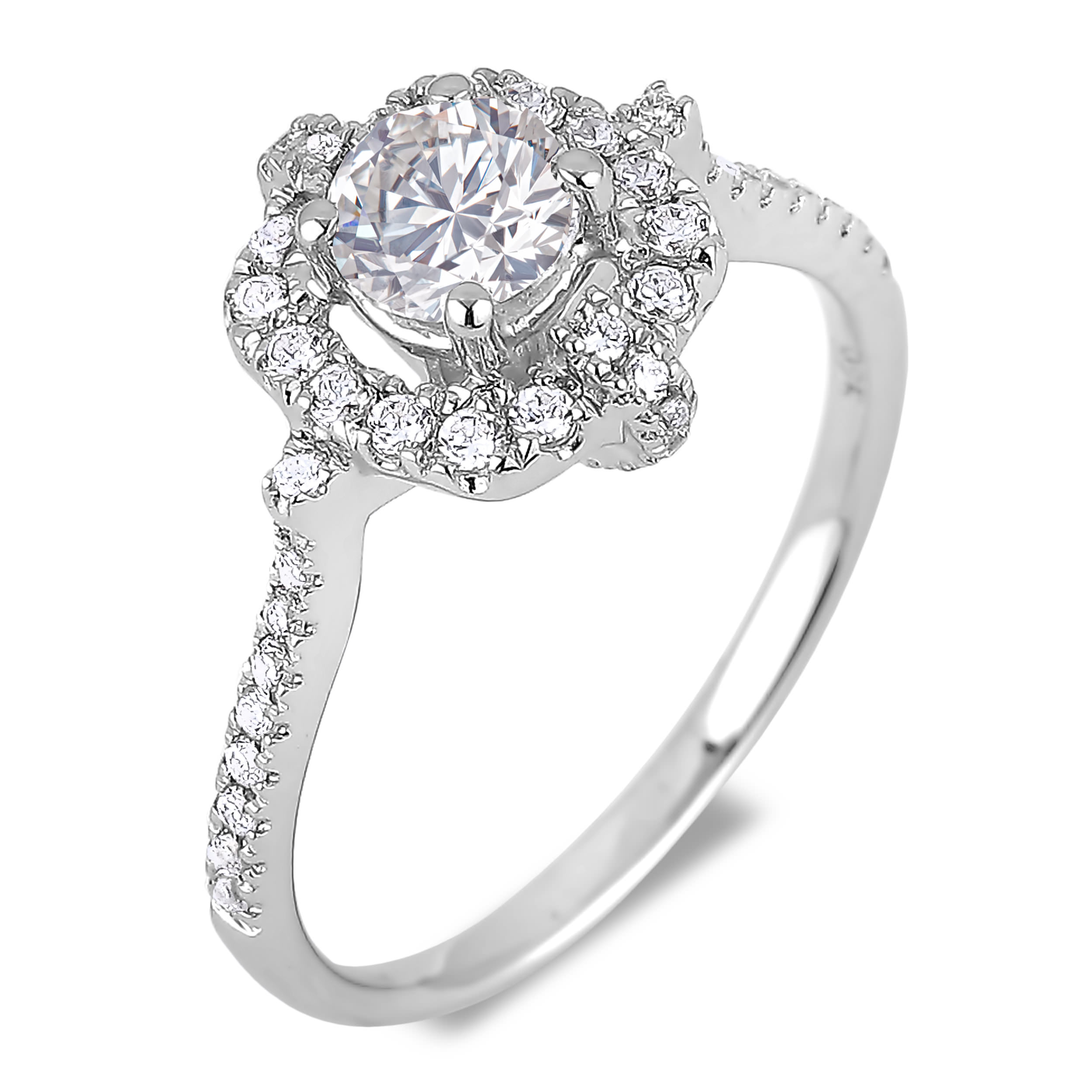 Diamond Engagement RE008096 ()