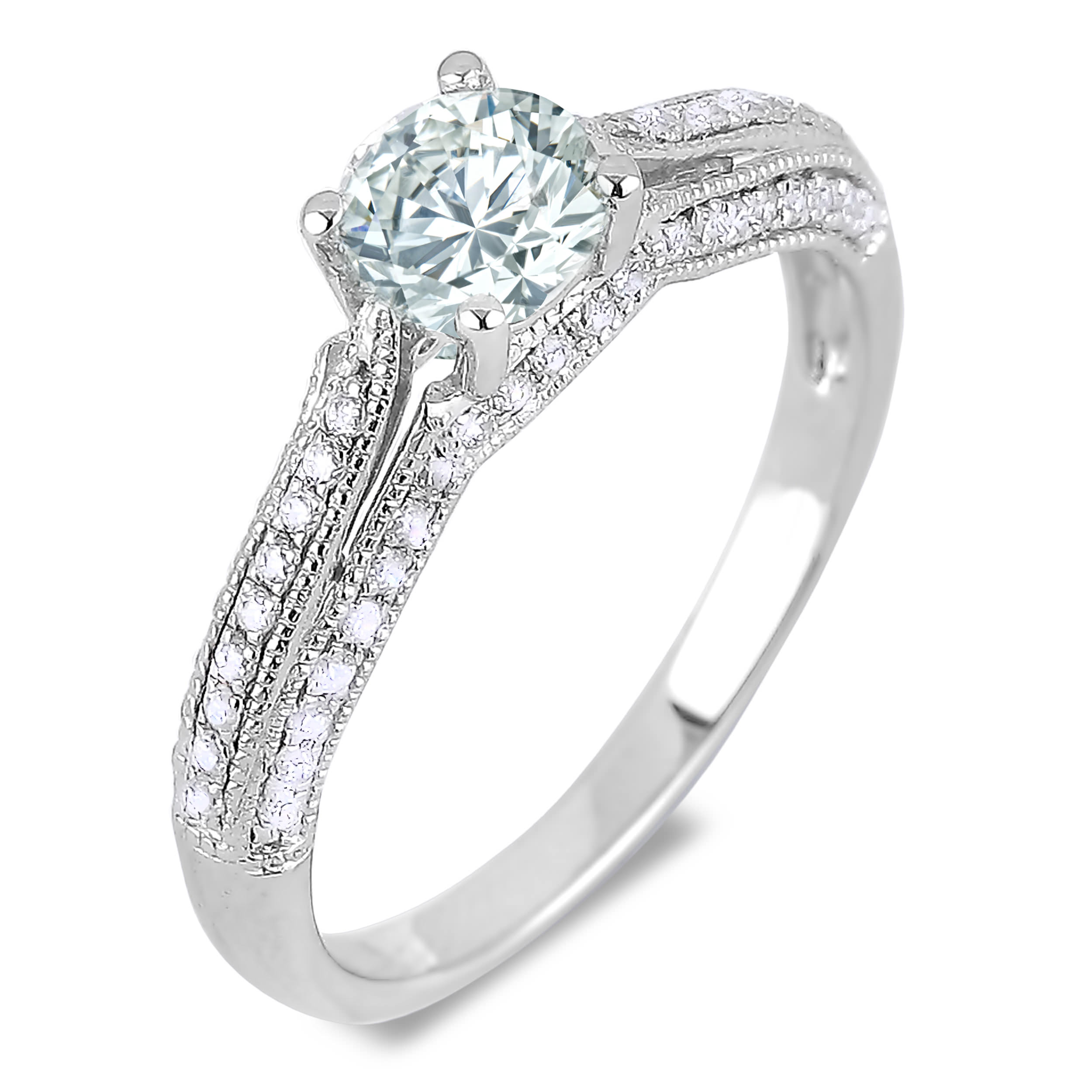 Diamond Engagement RE008138 ()