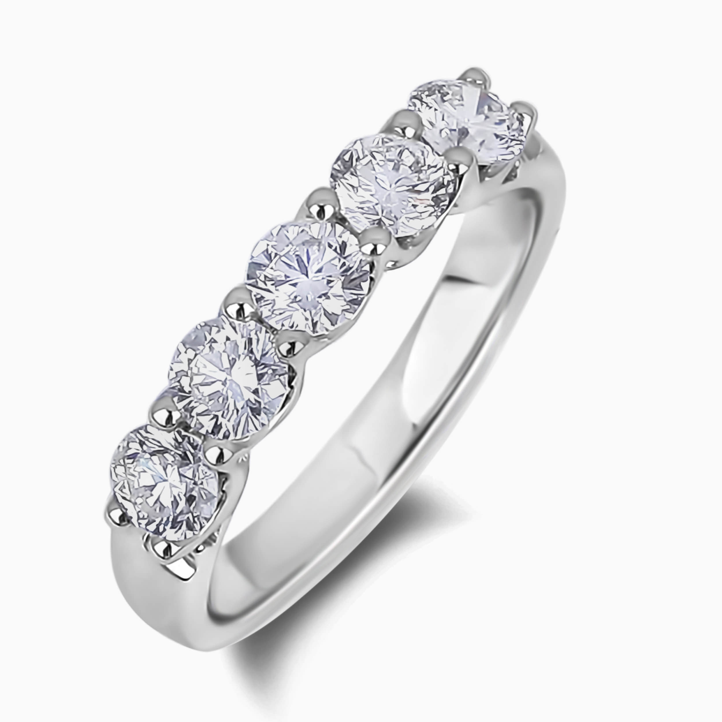Diamond Anniversary Rings SGR1059 (Rings)