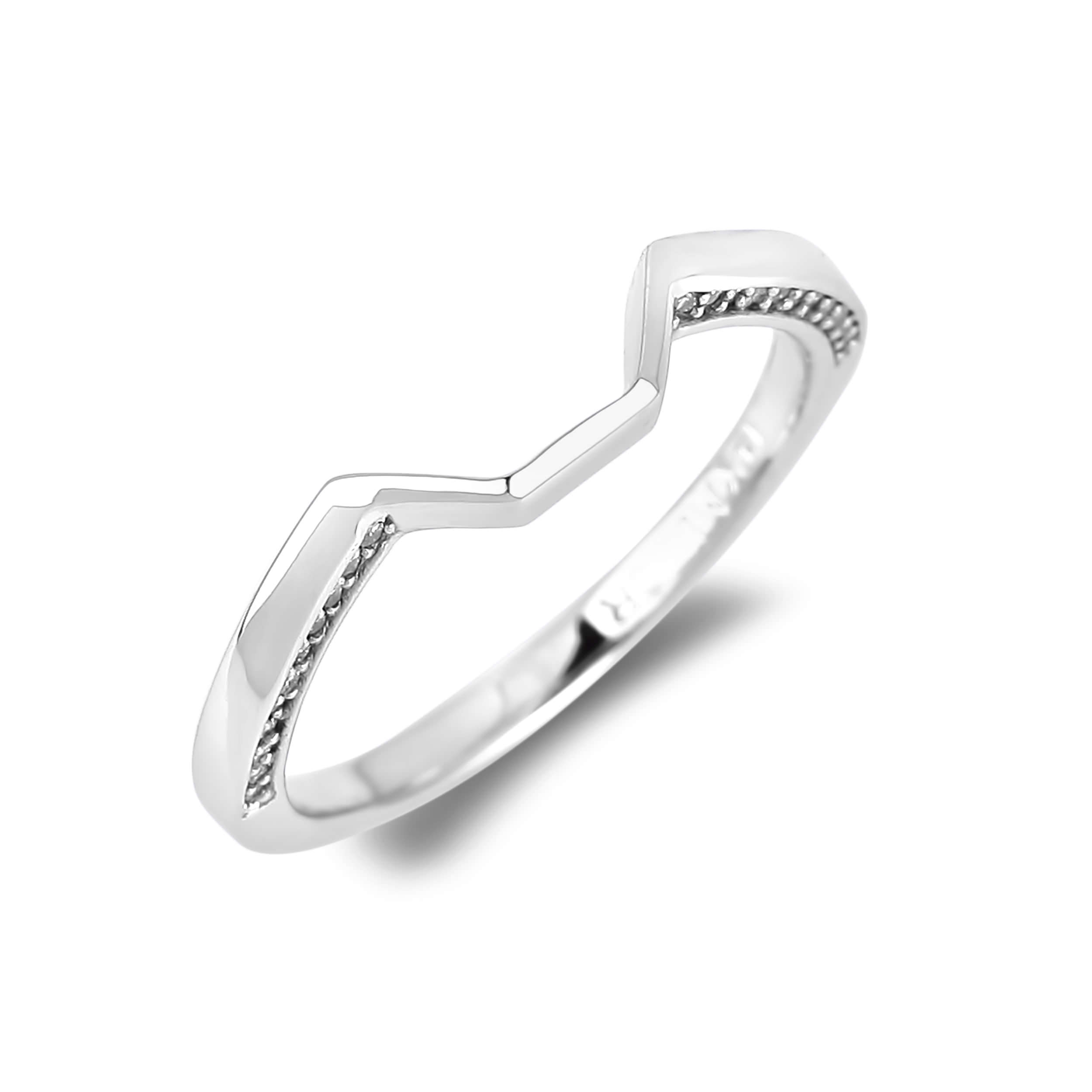 Diamond Wedding Bands SGR1082W (Rings)