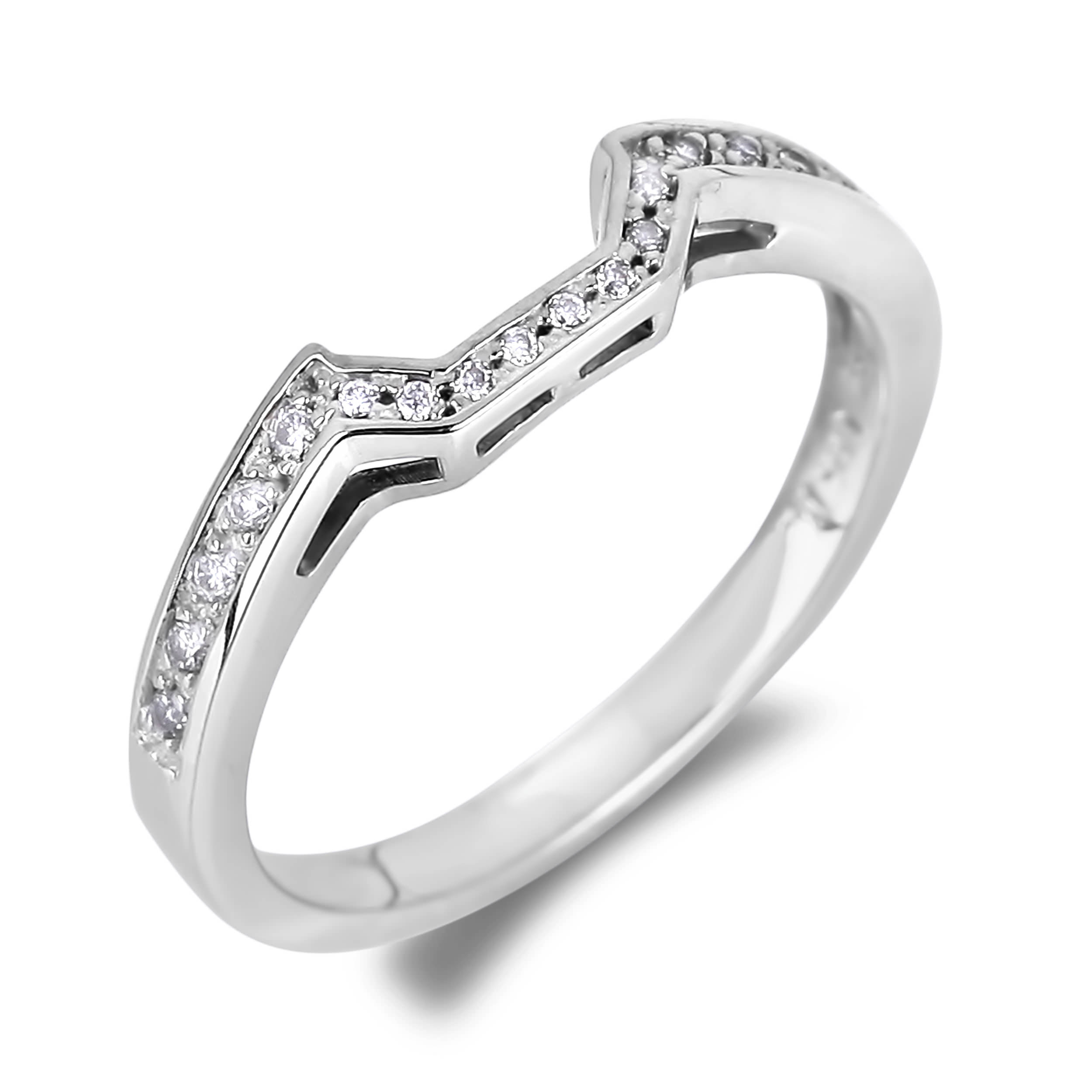 Diamond Wedding Bands SGR1084W (Rings)