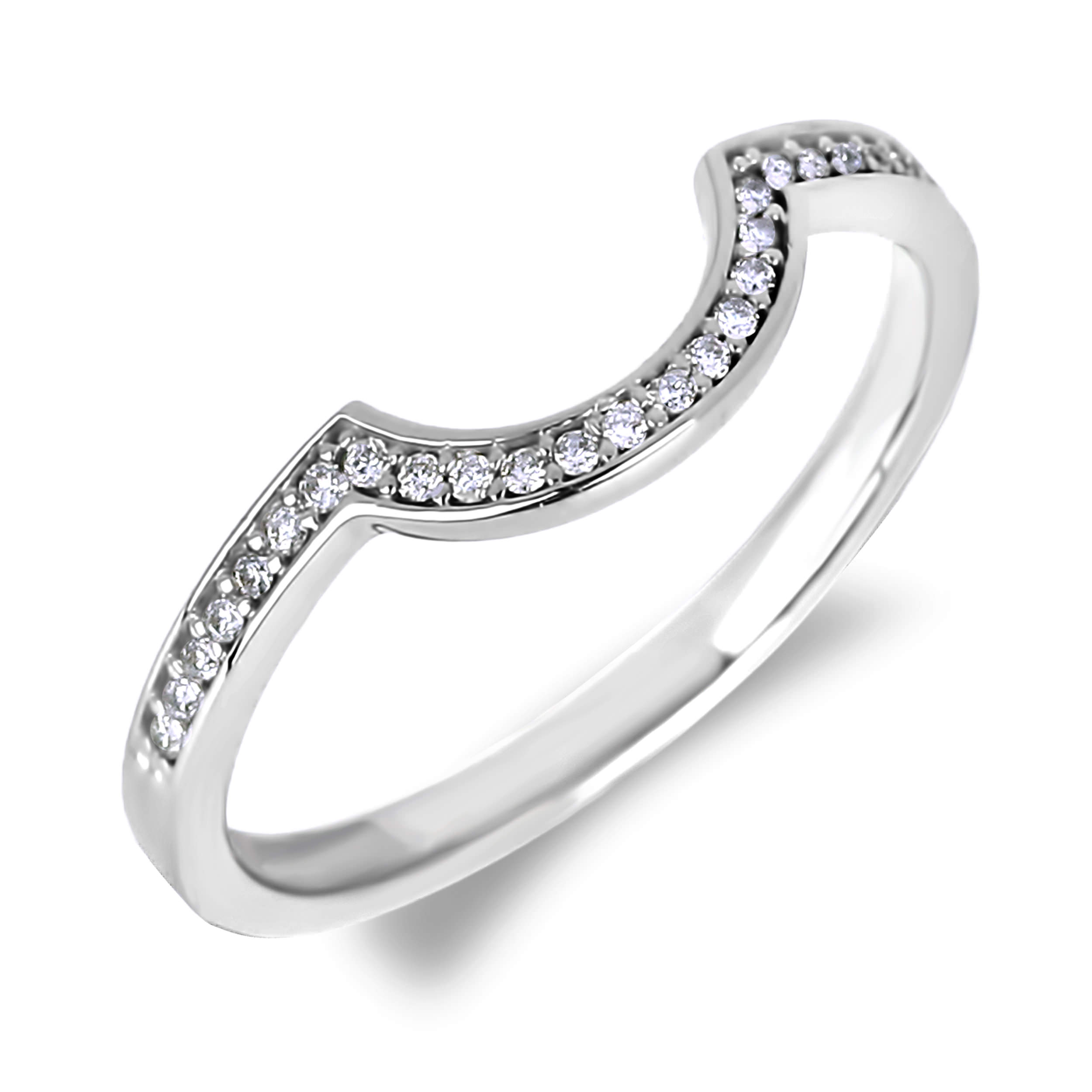 Diamond Wedding Bands SGR1081W (Rings)