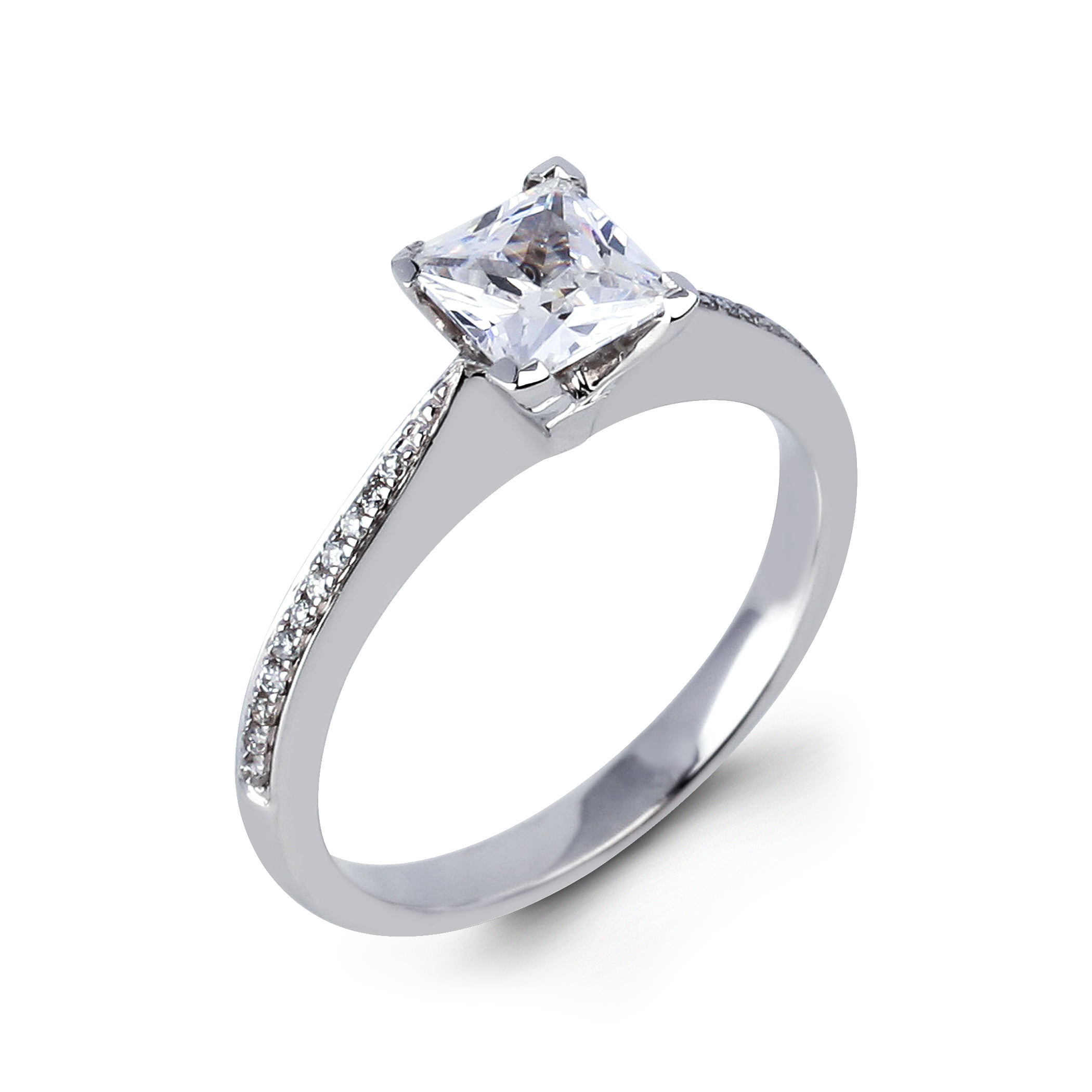 Diamond Engagement Rings SGR569 (Rings)