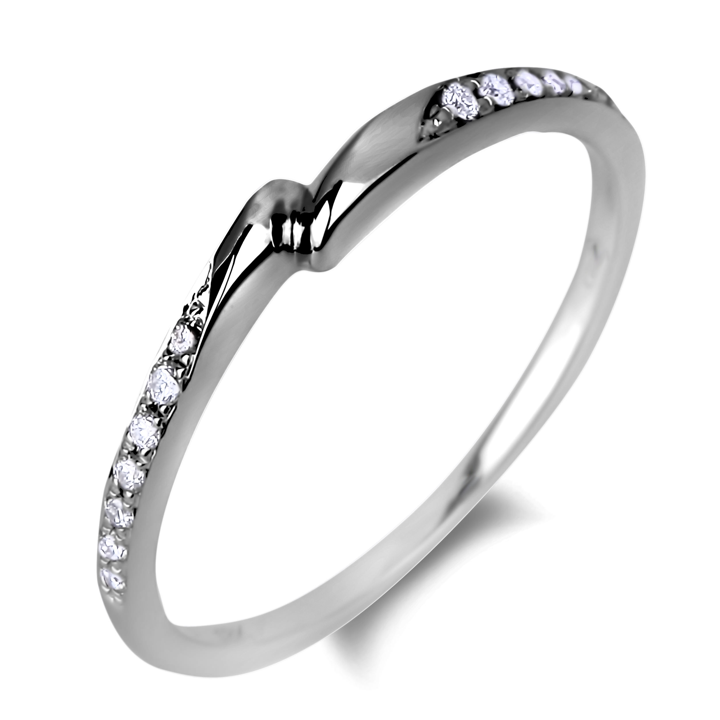 Diamond Wedding Bands SGR1108W (Rings)