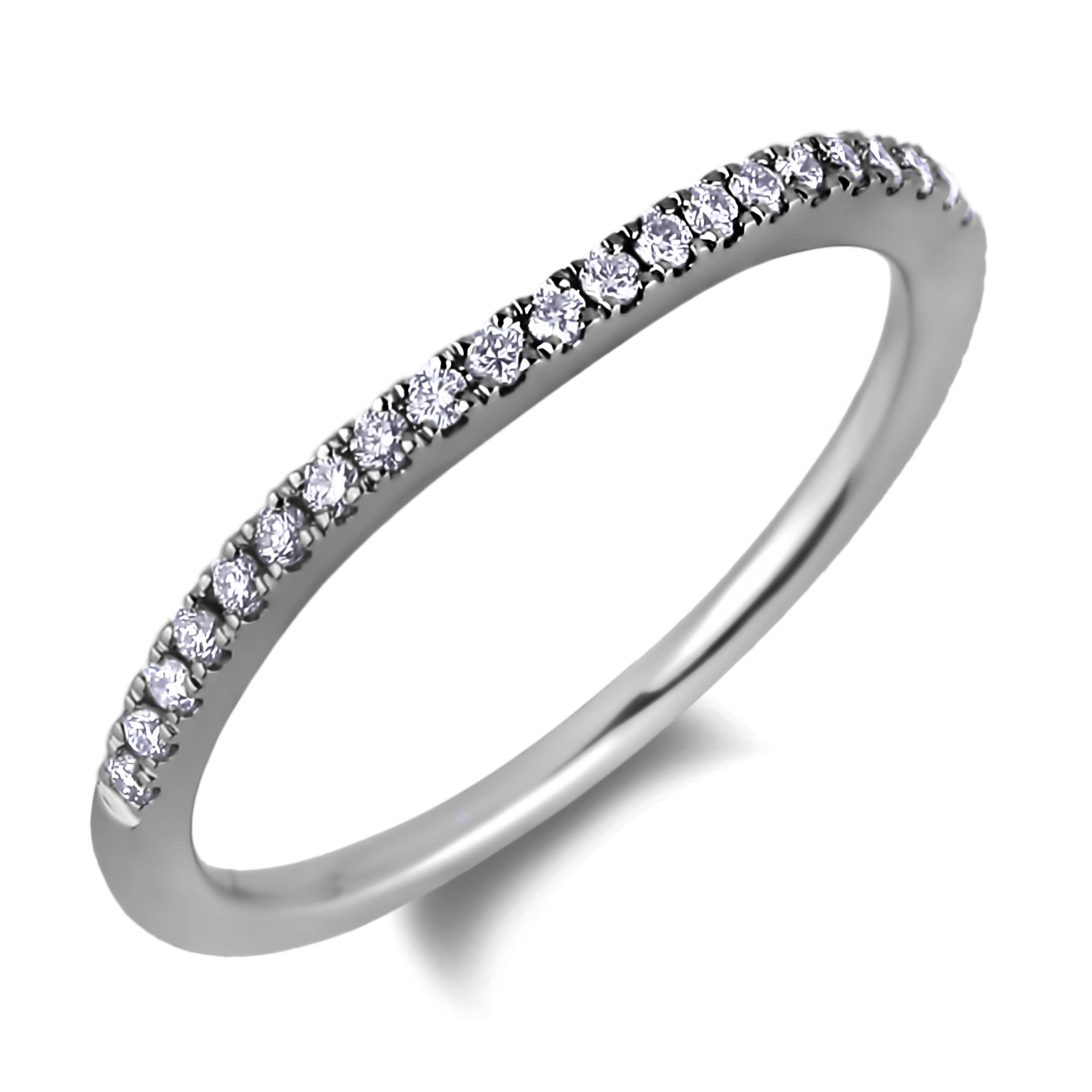 Diamond Wedding Bands SGR1110W (Rings)