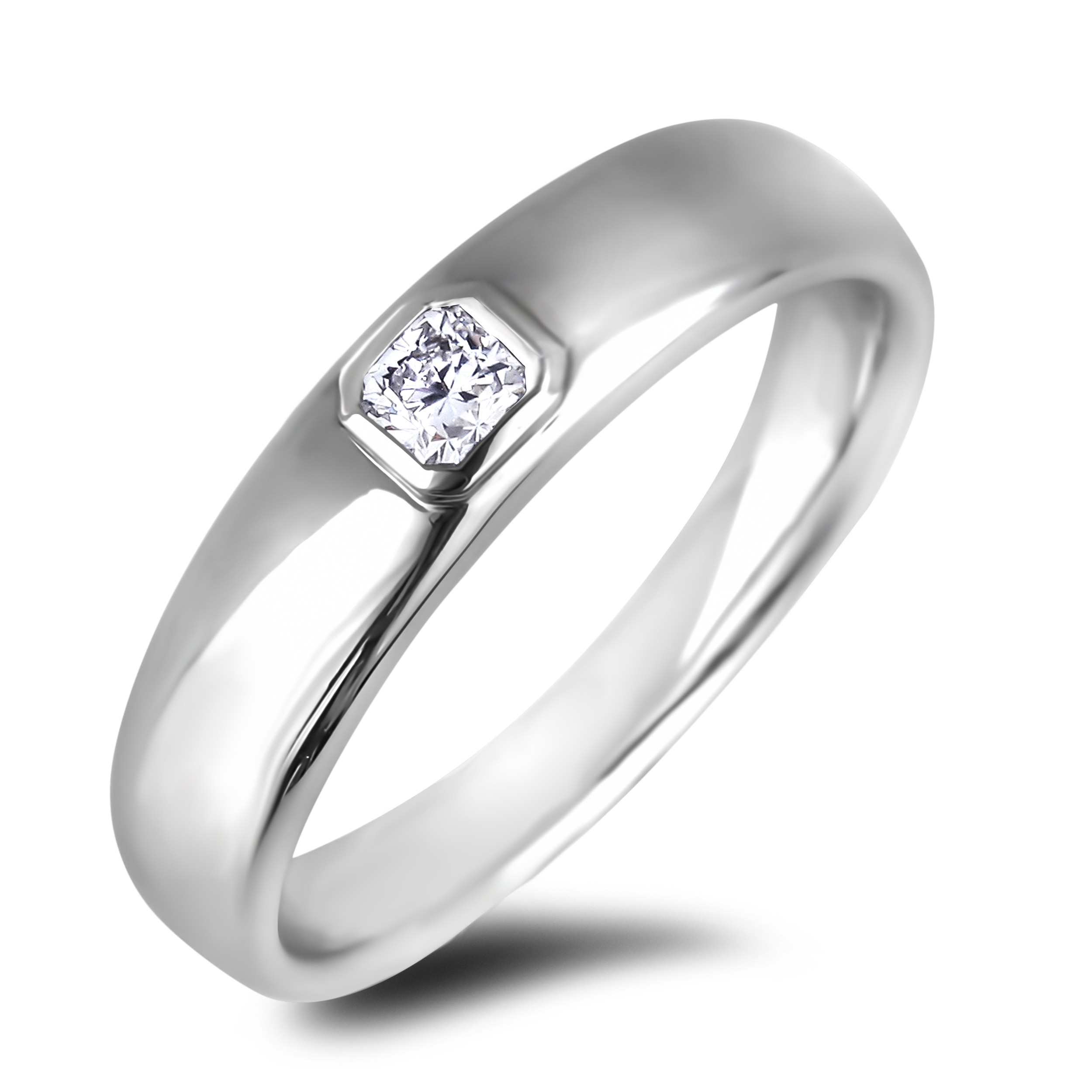 Diamond Anniversary Rings SGR1116-6 (Rings)