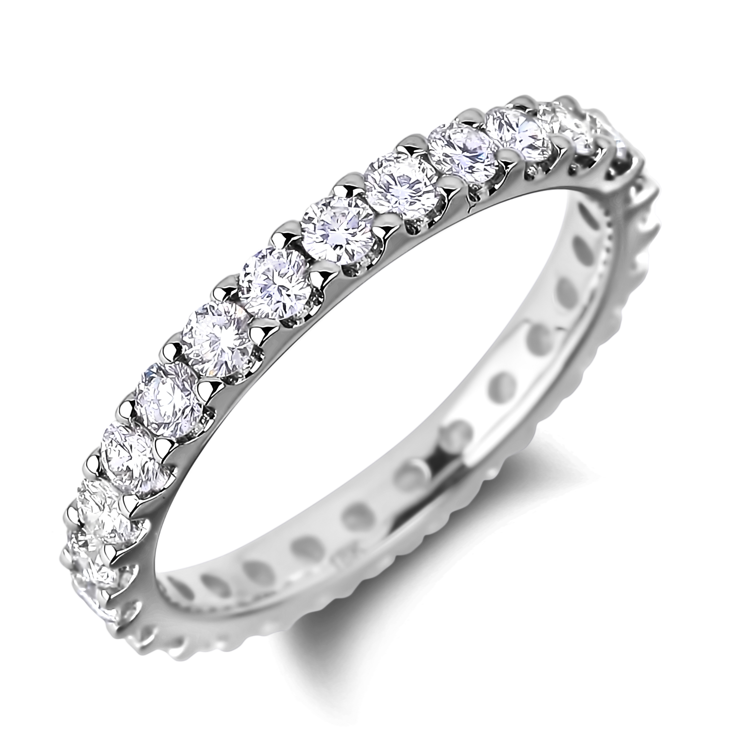 Diamond Anniversary Rings SGR1061 (Rings)