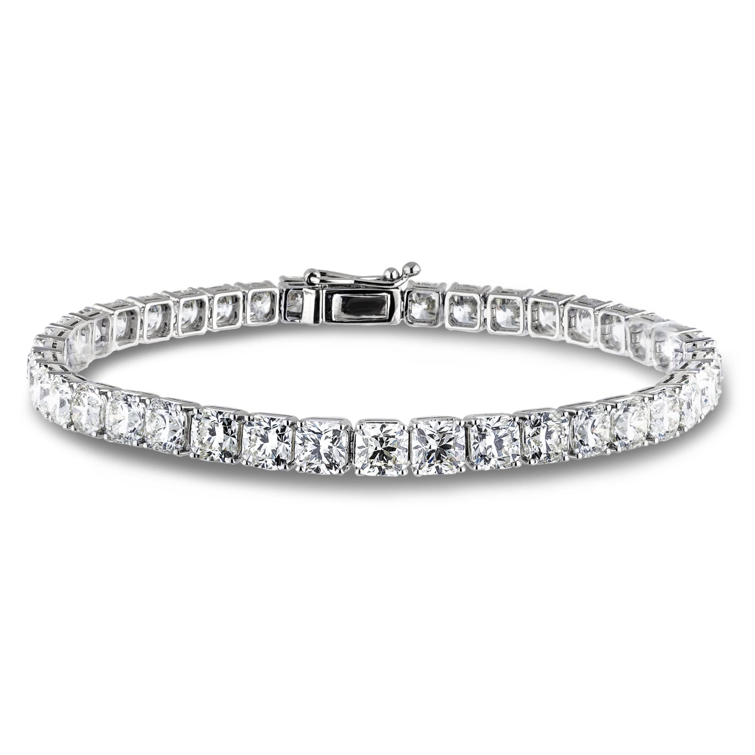 Diamond Tennis Bracelets SGB96 (Bracelets)