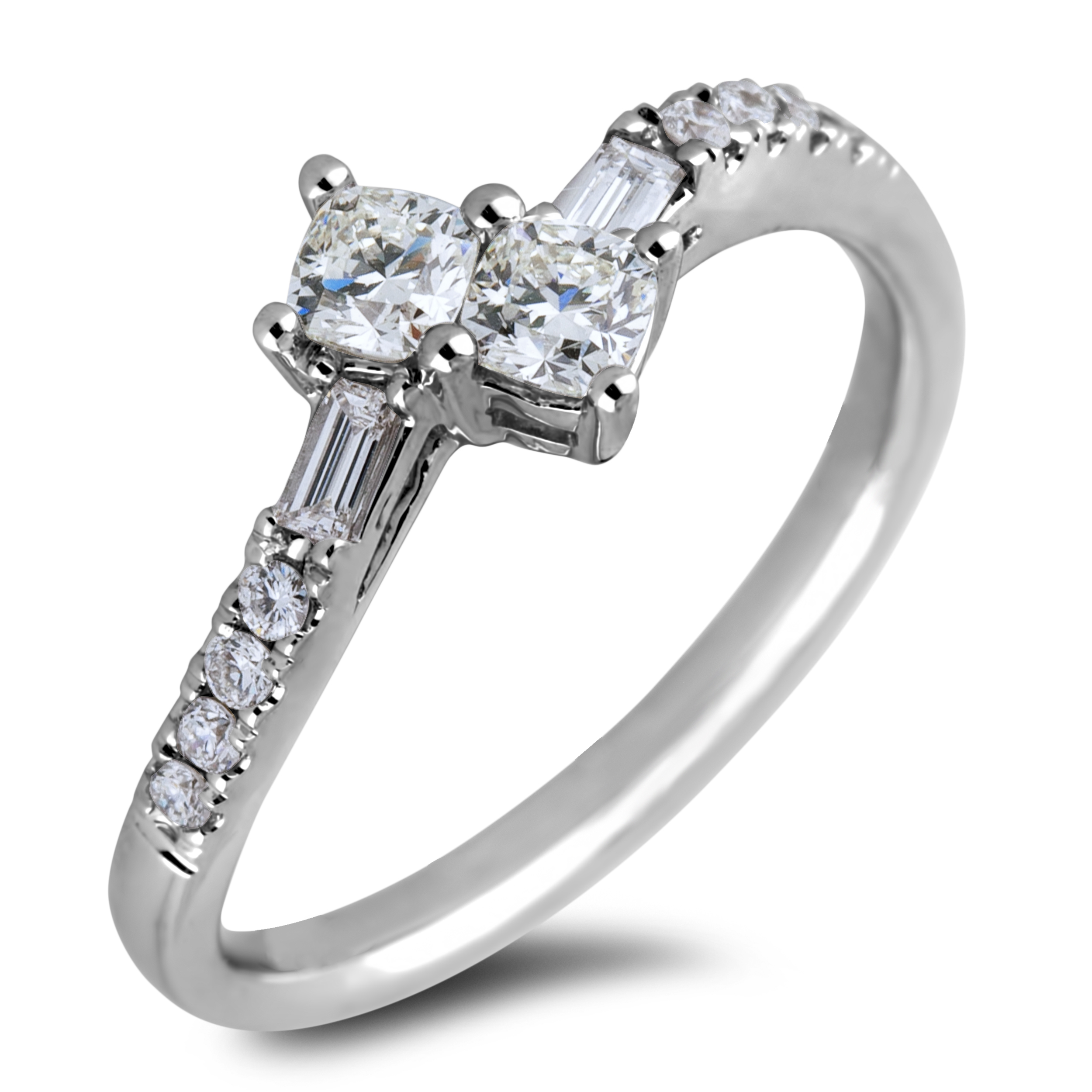 Diamond Engagement Rings SGR1149 (Rings)