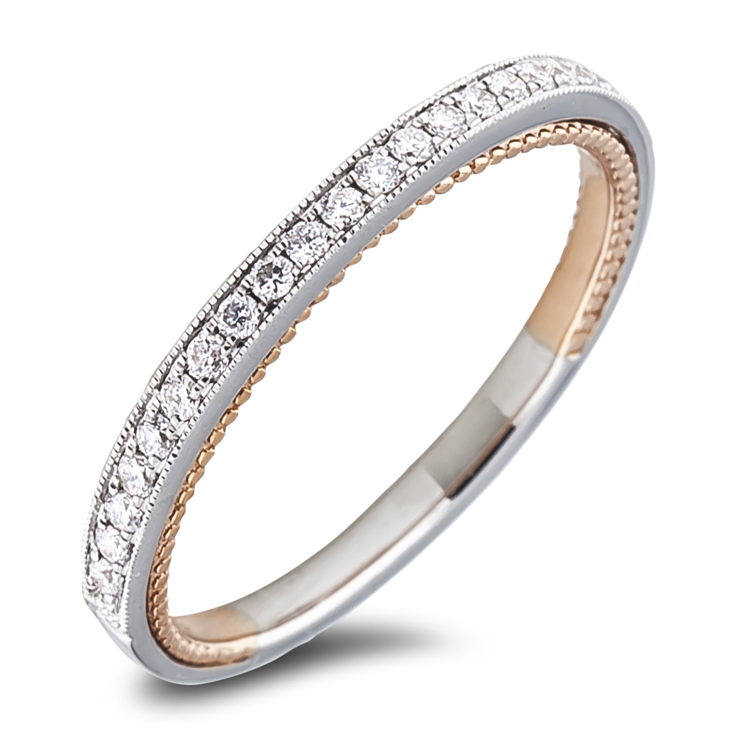 Diamond Wedding Bands SGR1153W (Rings)