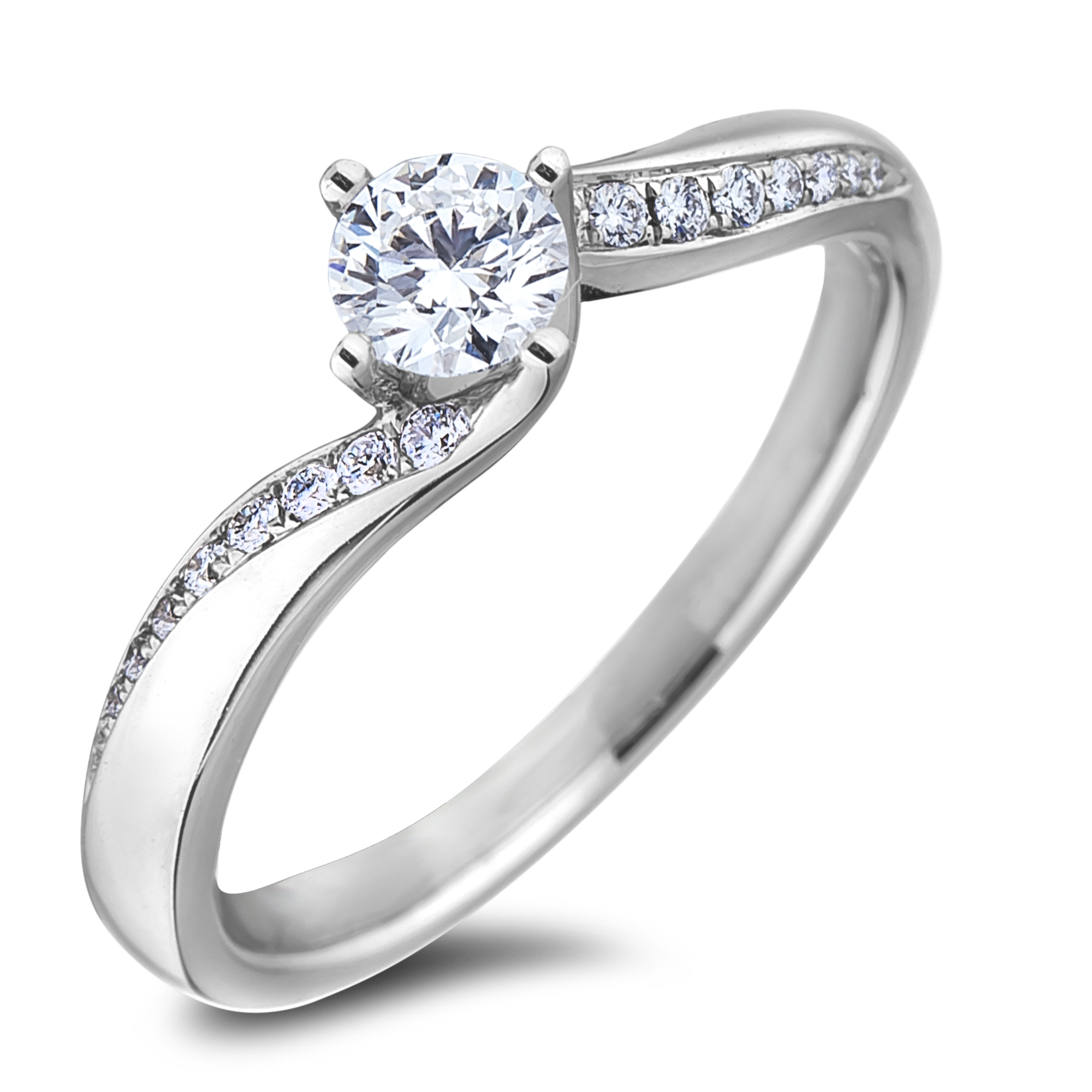 Diamond Engagement Rings SGR1176 (Rings)