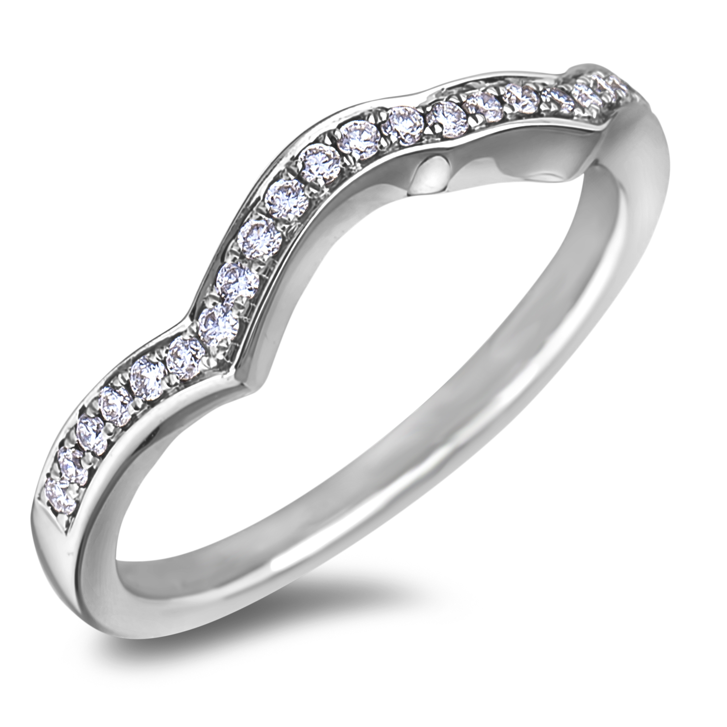 Diamond Wedding Bands SGR1168W (Rings)