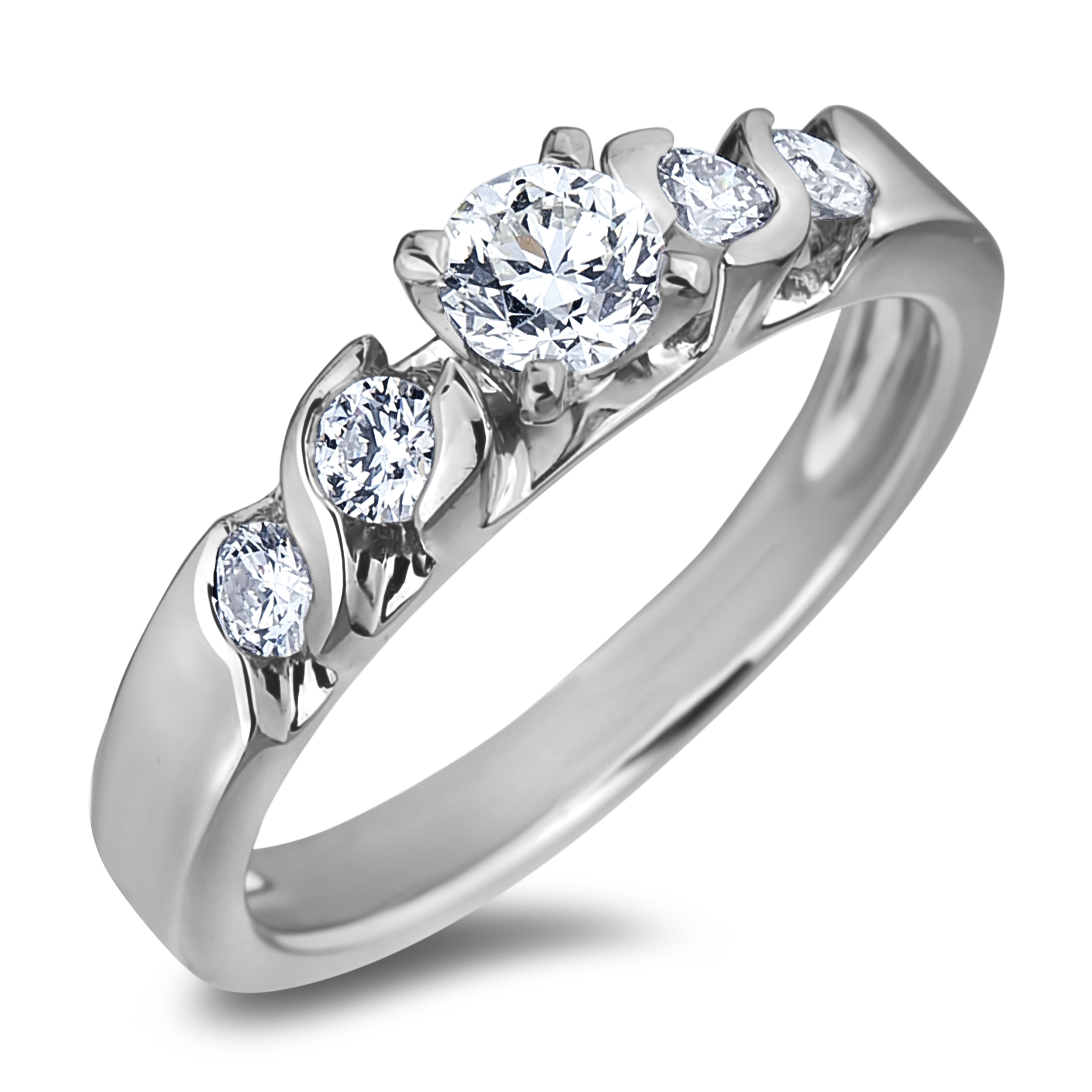Diamond Engagement Rings SEC2259 (Rings)