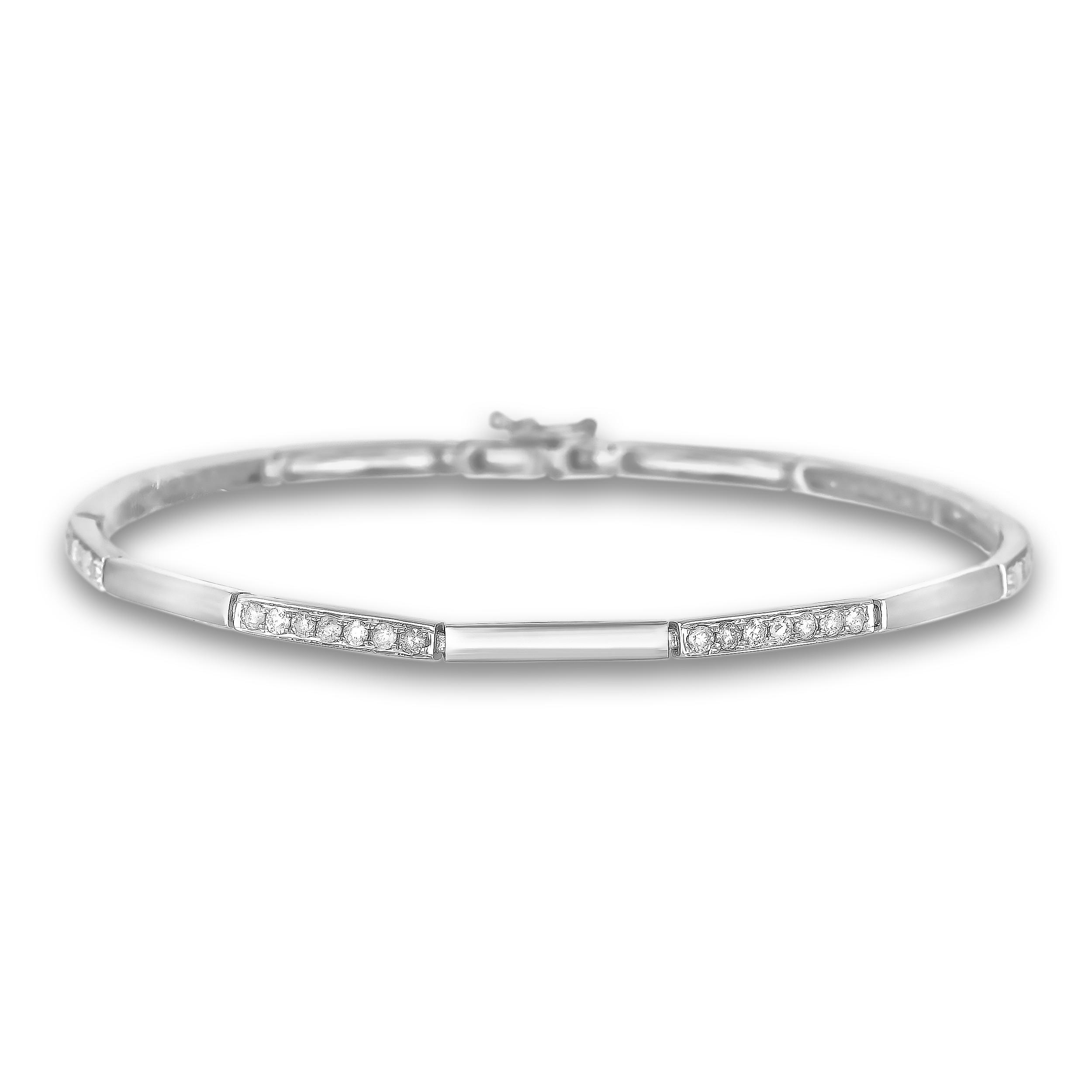 Diamond Tennis Bracelets SGB66 (Bracelets)