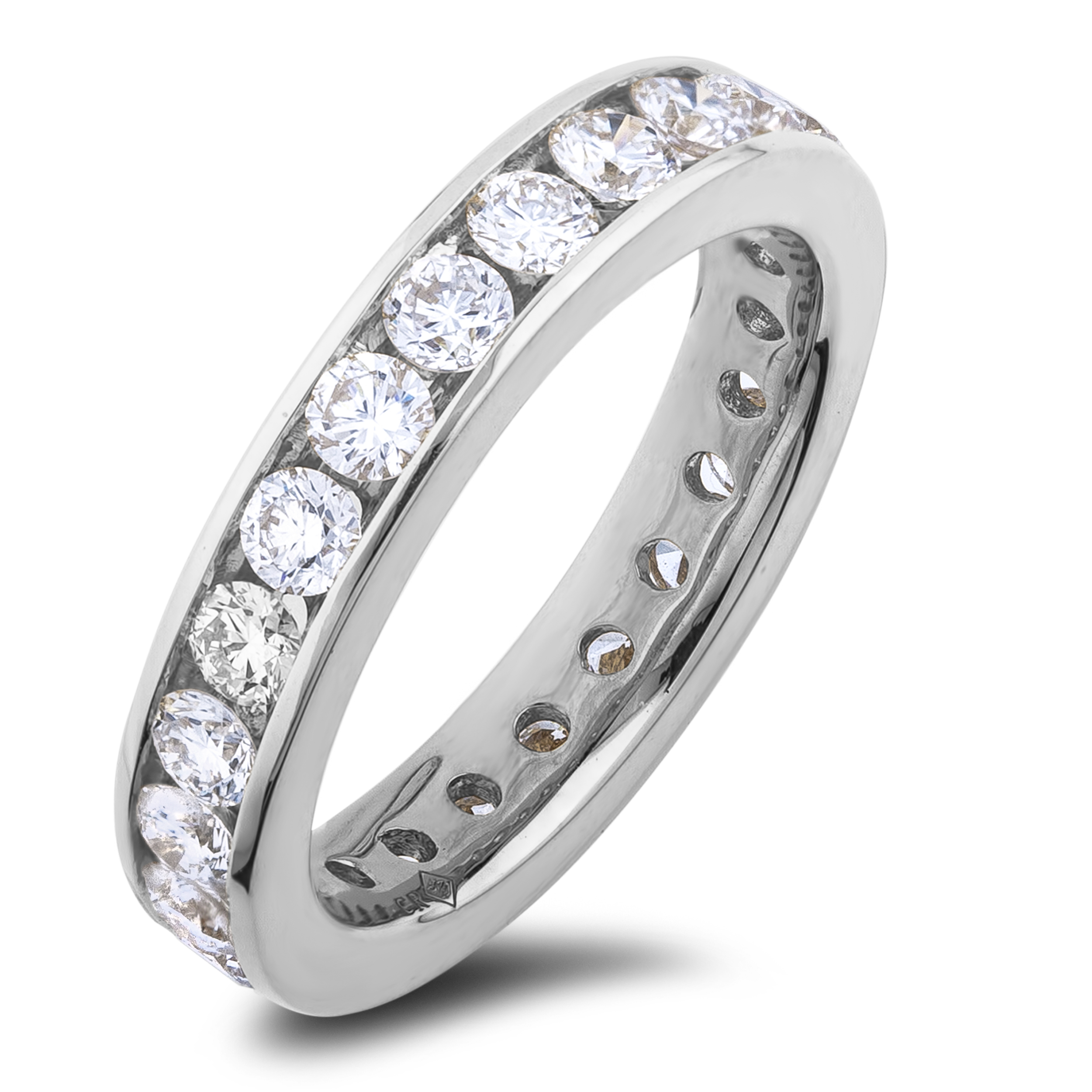 Diamond Anniversary Rings SGR1130 (Rings)
