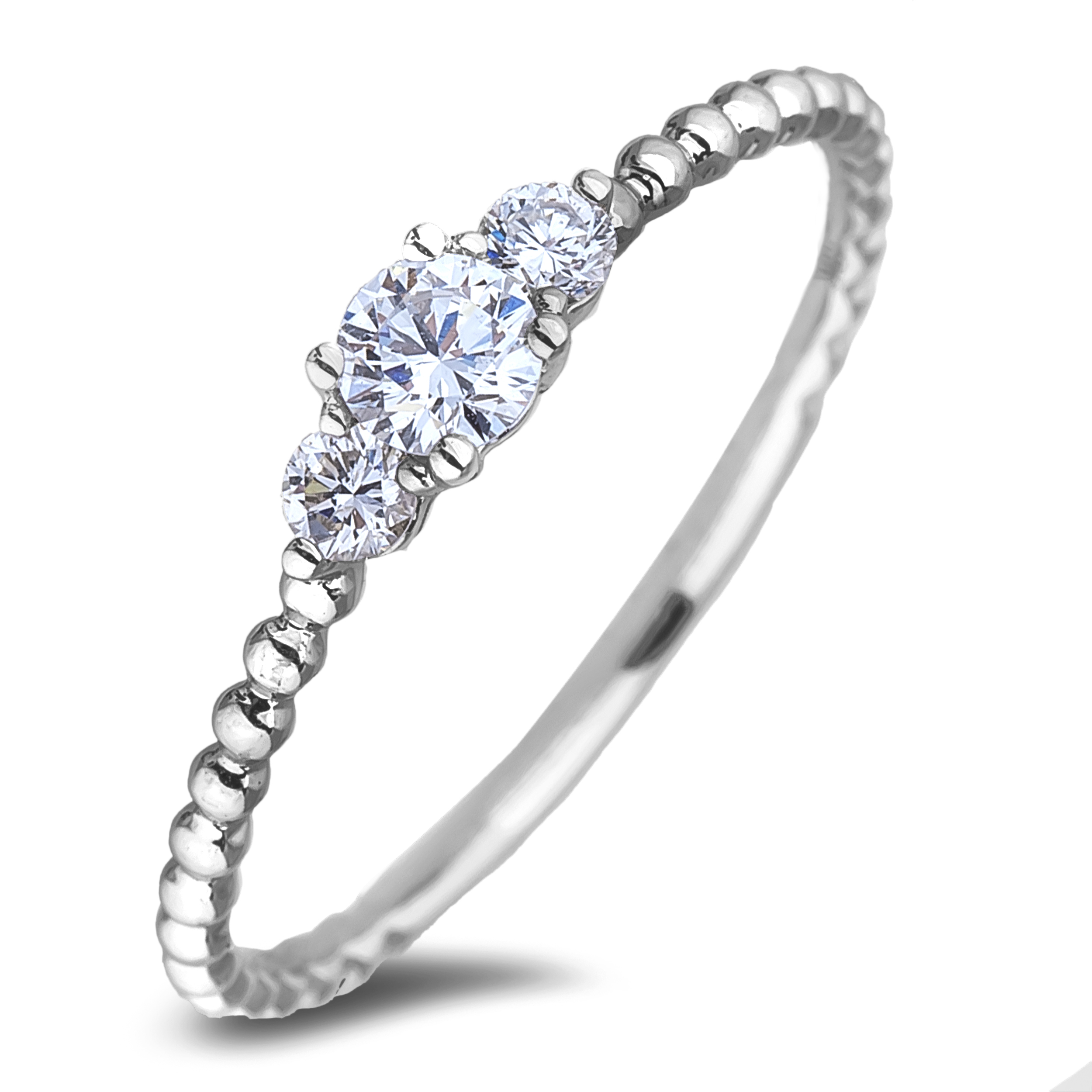 Diamond Engagement Rings JS-AFR2136 (Rings)