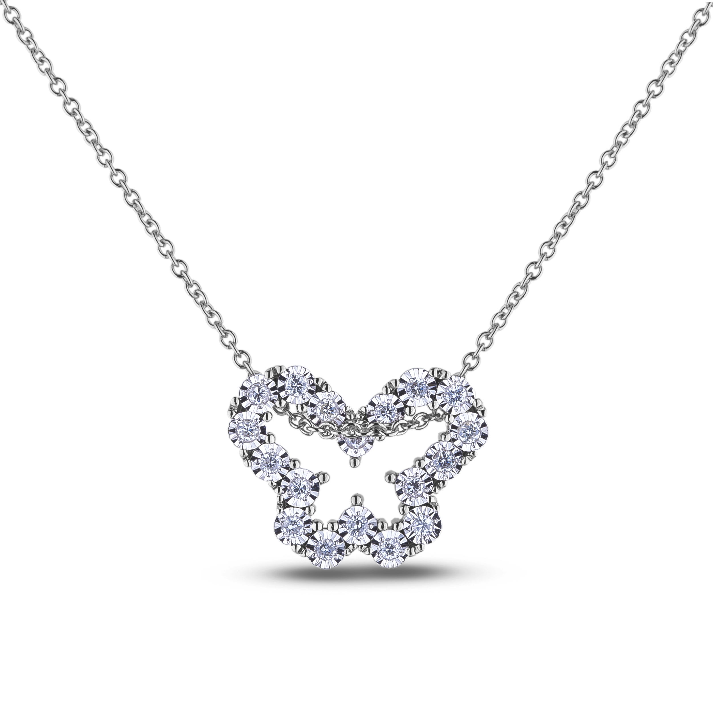Diamond Pendants JS-AFCP008120 (Pendants)