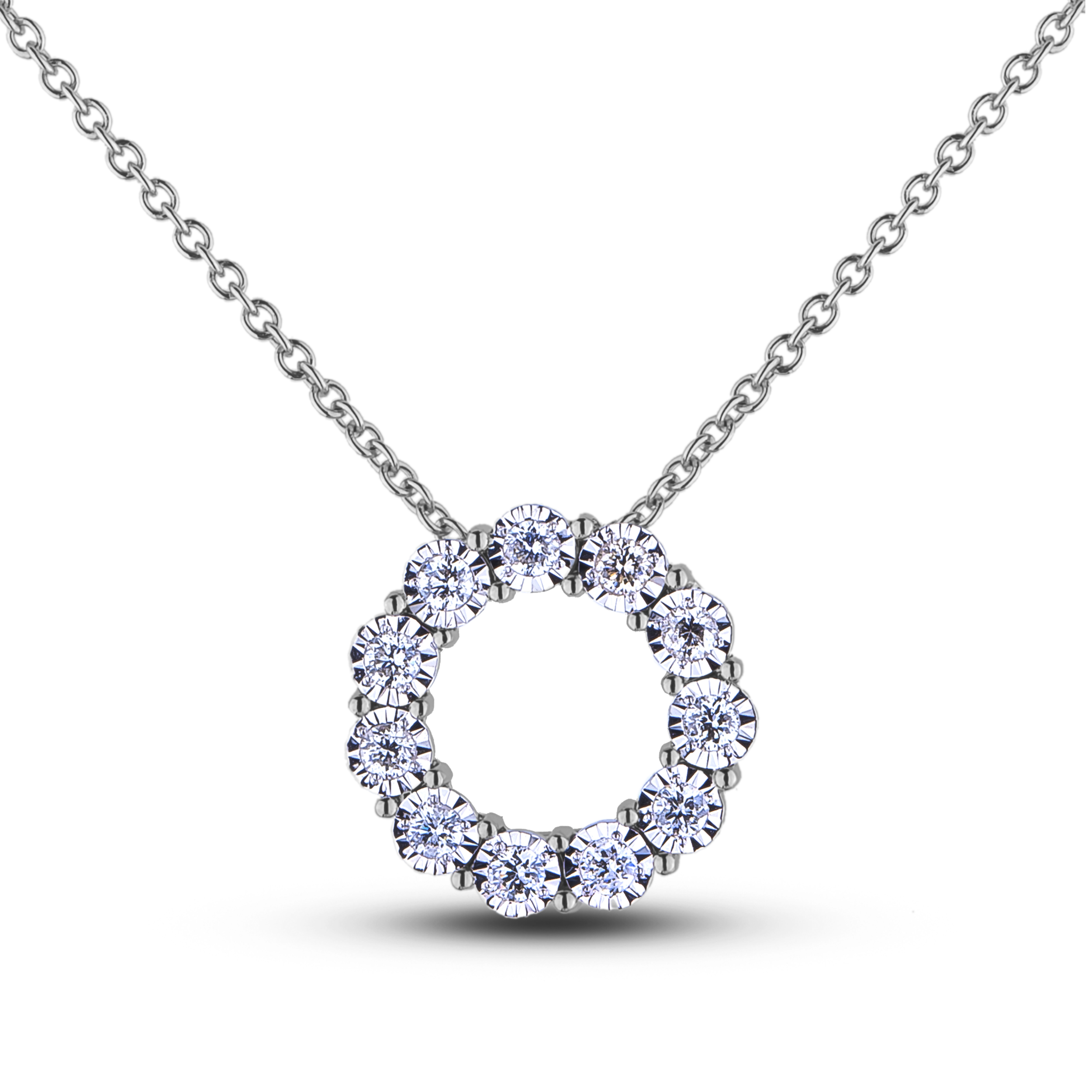 Diamond Pendants JS-AFP0068 (Pendants)