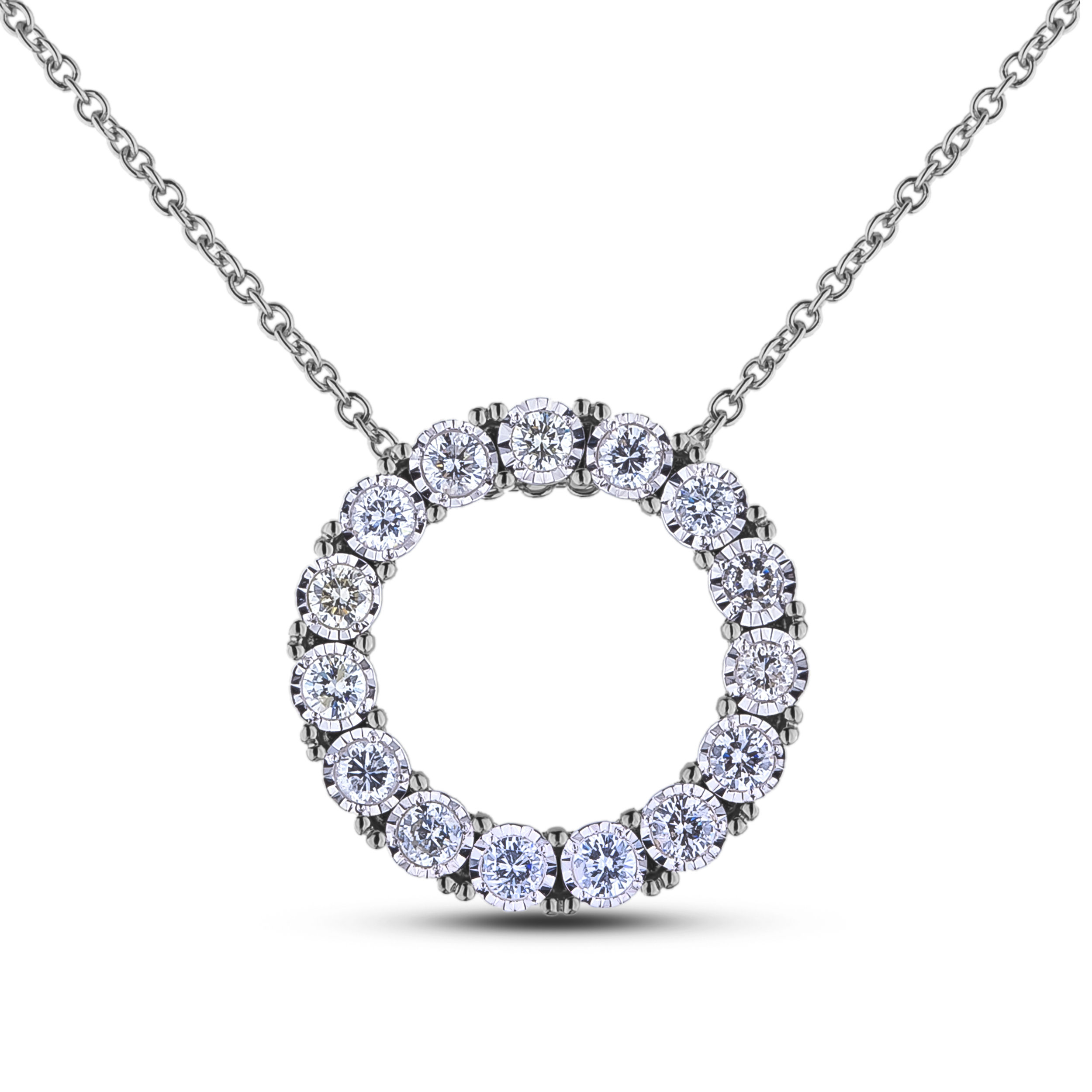 Diamond Pendants JS-AFP010750 (Pendants)