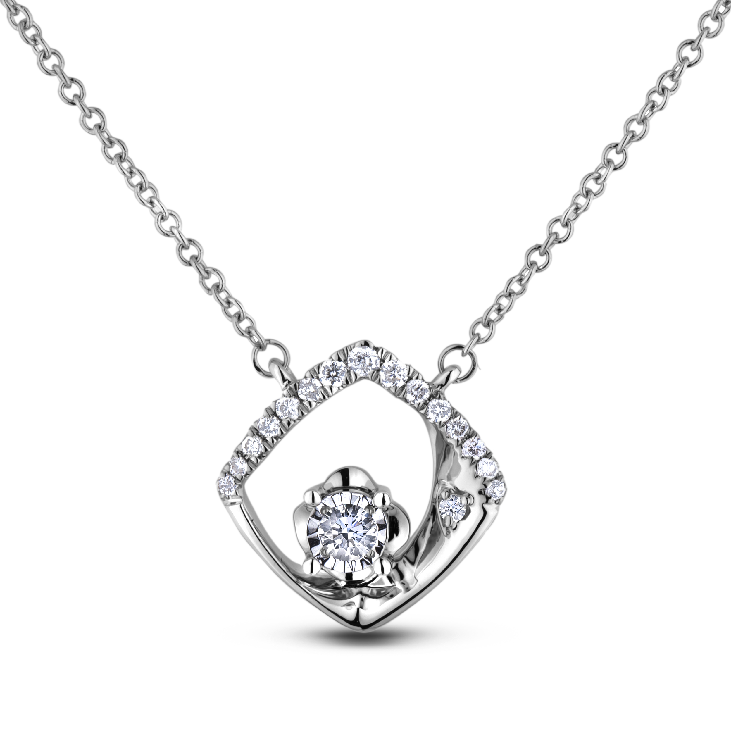 Diamond Pendants JSL-AFCN200004RD (Pendants)