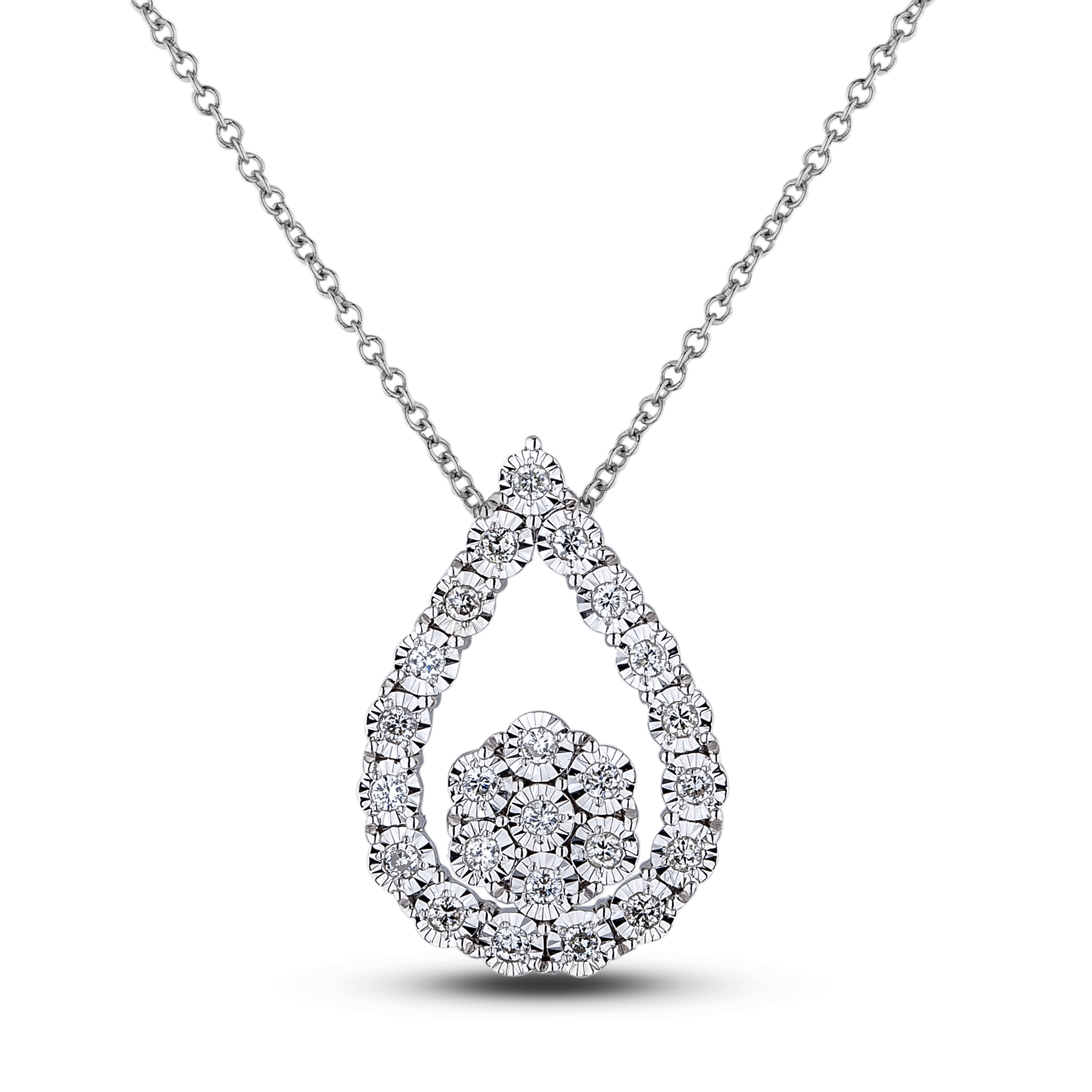 Diamond Pendants JSL-AFCP011624 (Pendants)