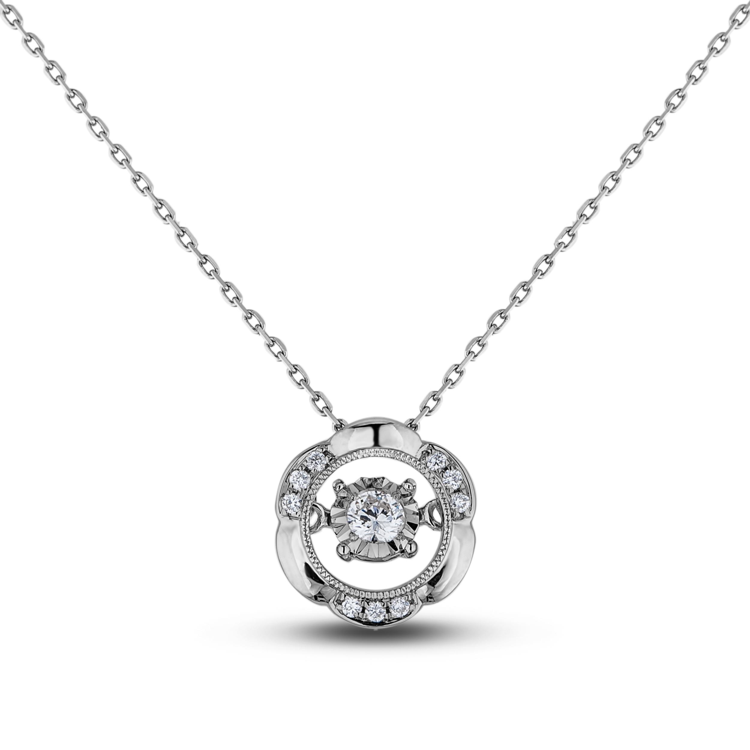 Diamond Pendants AFCP1988008RA (Pendants)