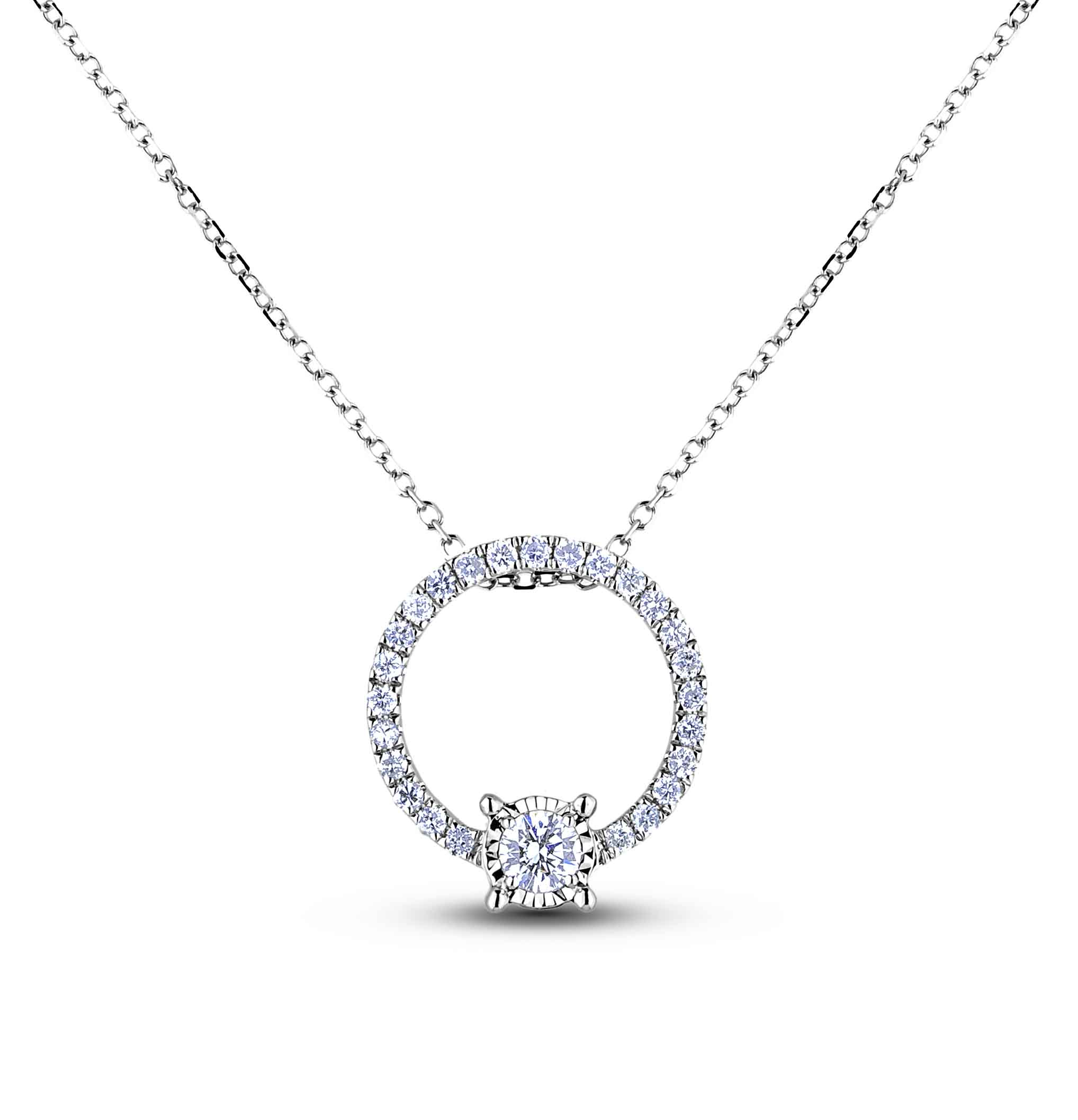 Diamond Pendants JSL-AFCP1335010 (Pendants)