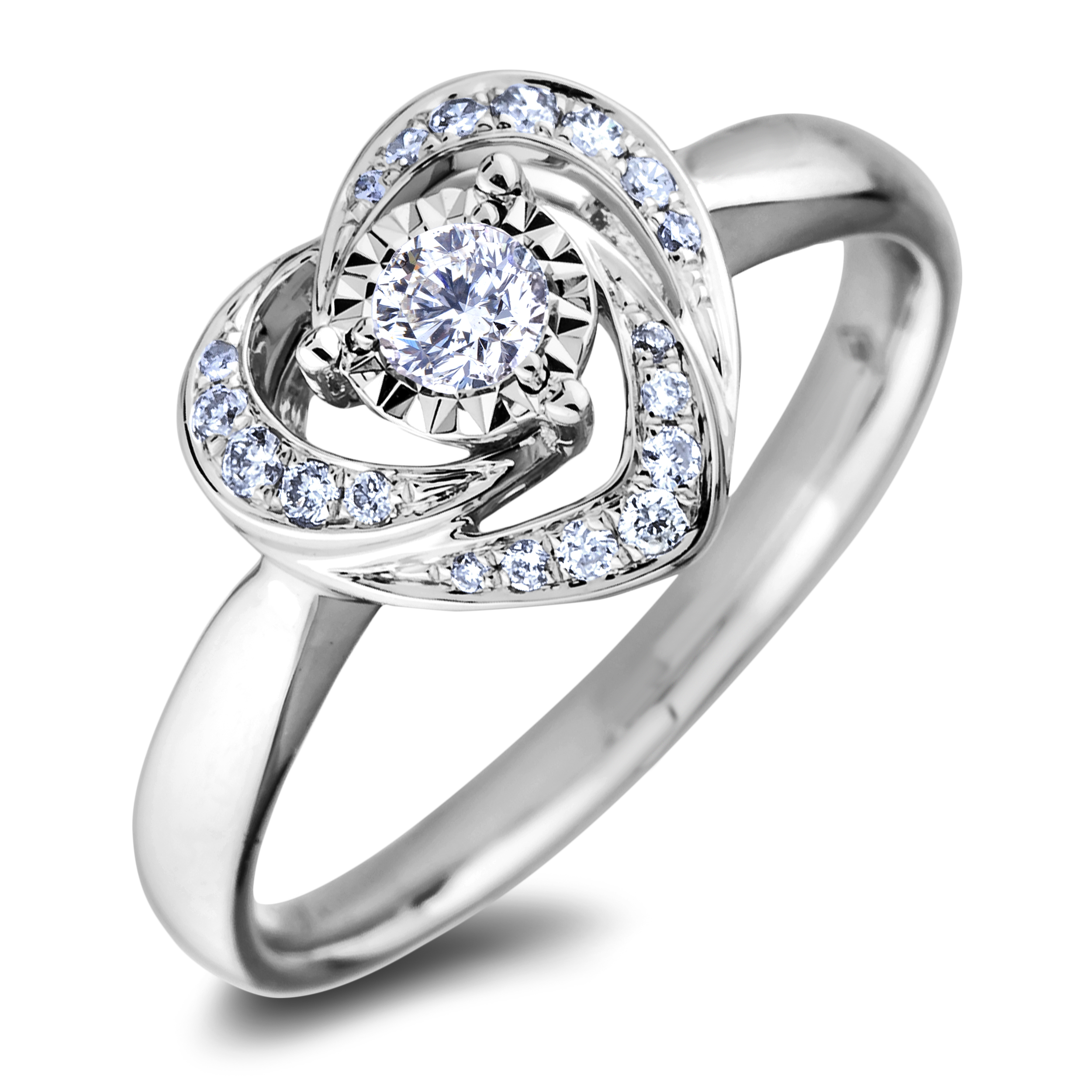 Diamond Engagement Rings AFCR1622015 (Rings)