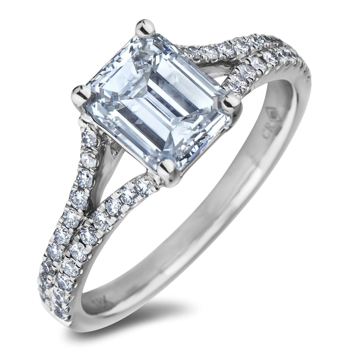 Diamond Engagement Rings SGR1235 (Rings)