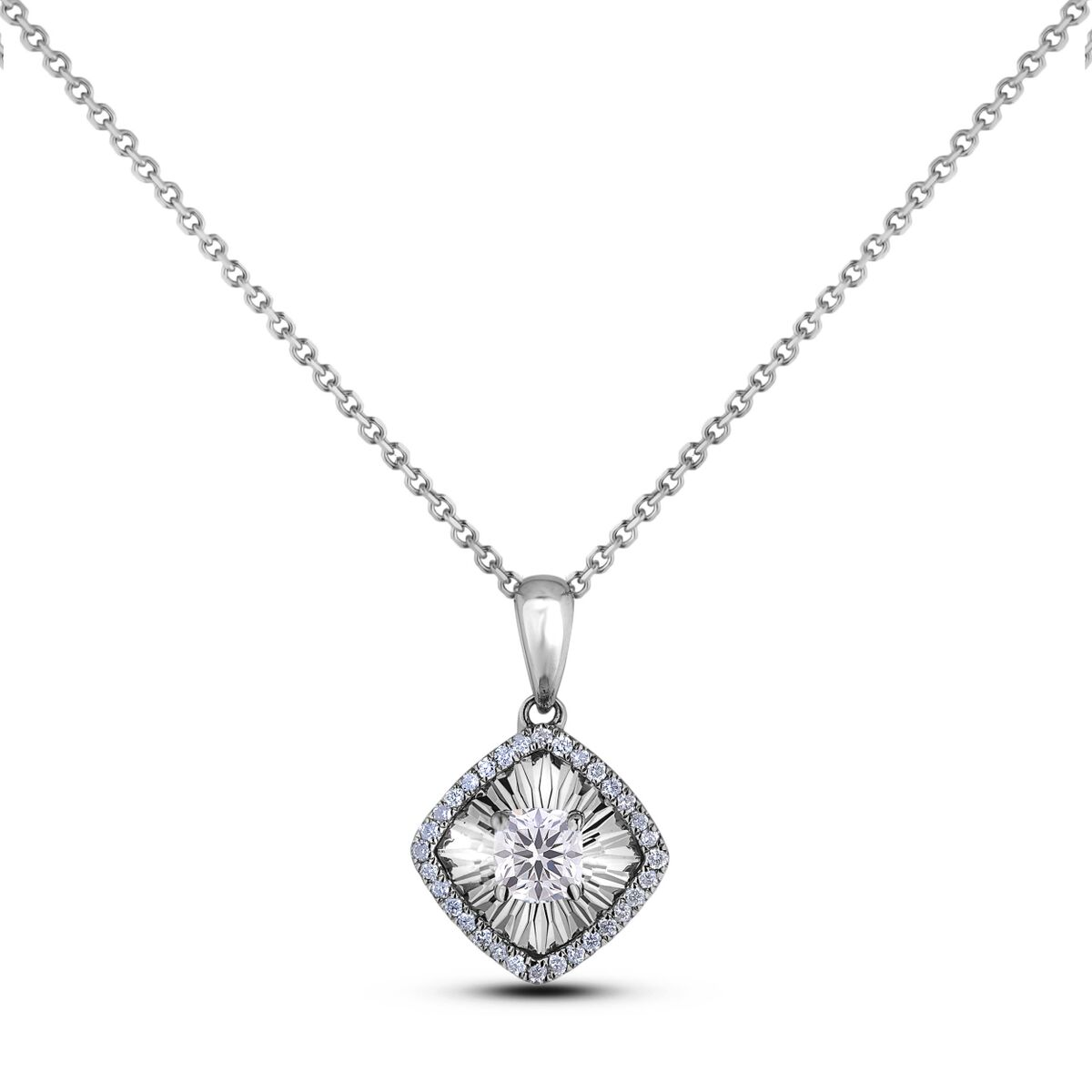 Diamond Pendants SGP366 (Pendants)