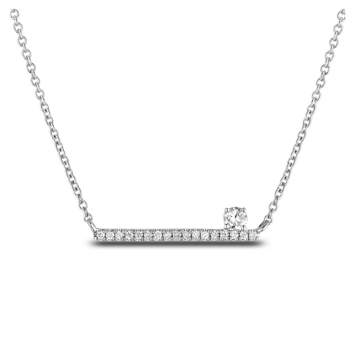 Diamond Necklaces SJL-MX-ND2683 (Pendants)