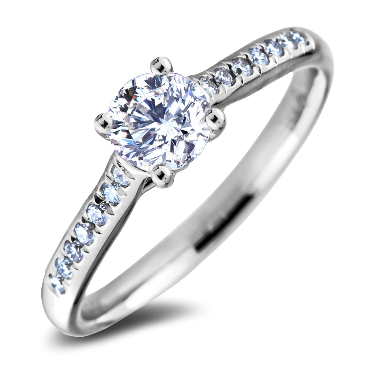 Diamond Engagement Rings AFR2217050 (Rings)