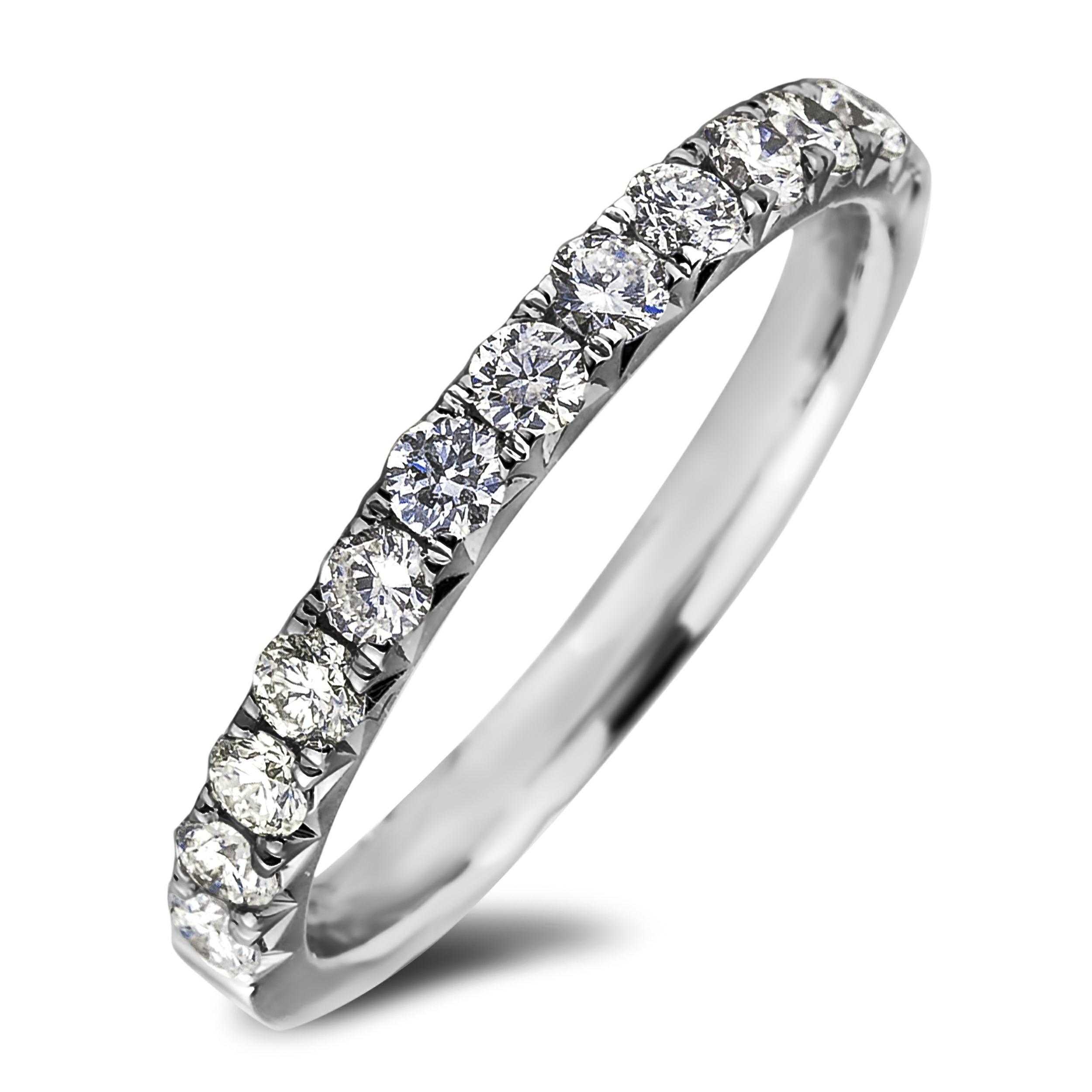 Diamond Anniversary Rings AFDR0691 (Rings)
