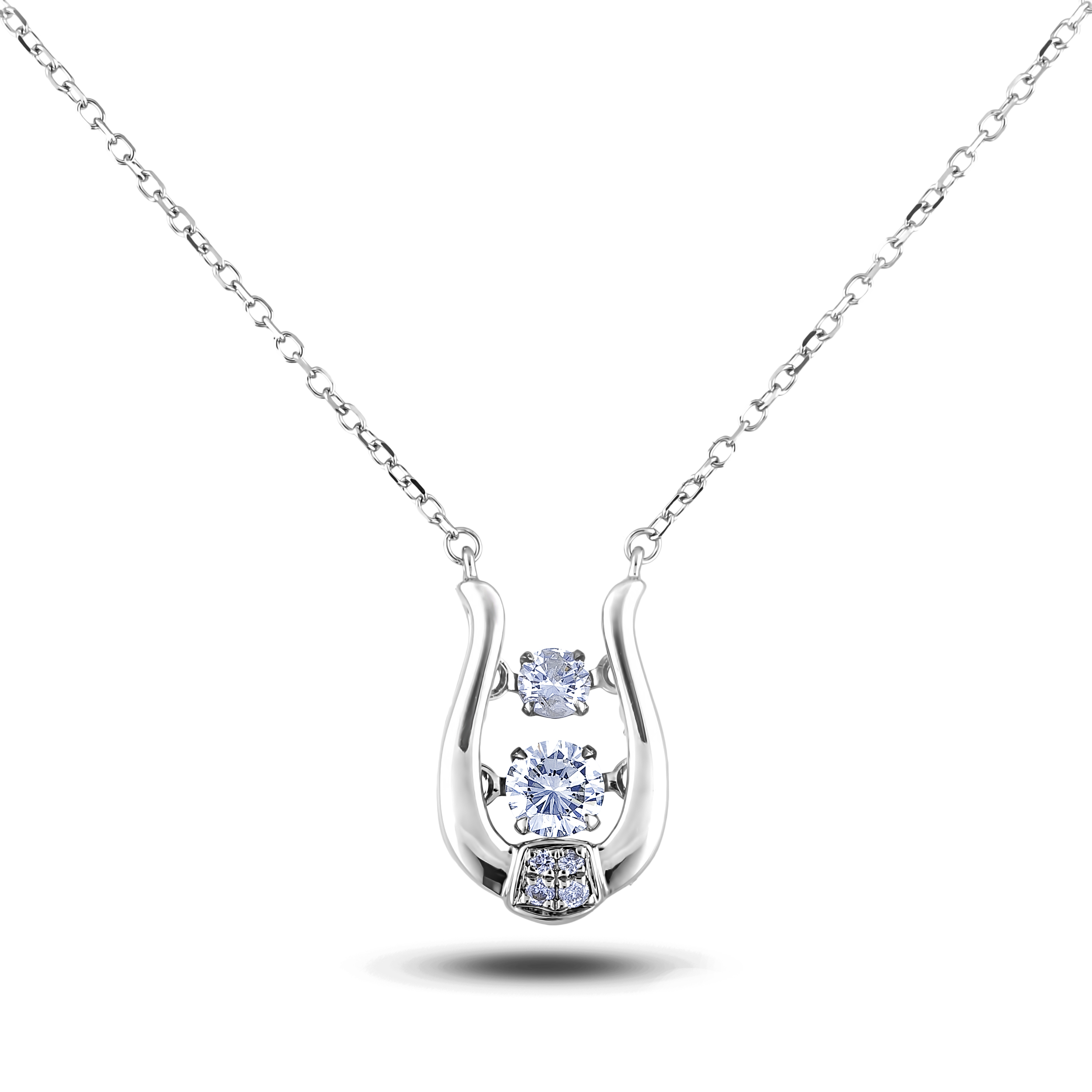 Diamond Necklaces AFN2504 (Pendants)