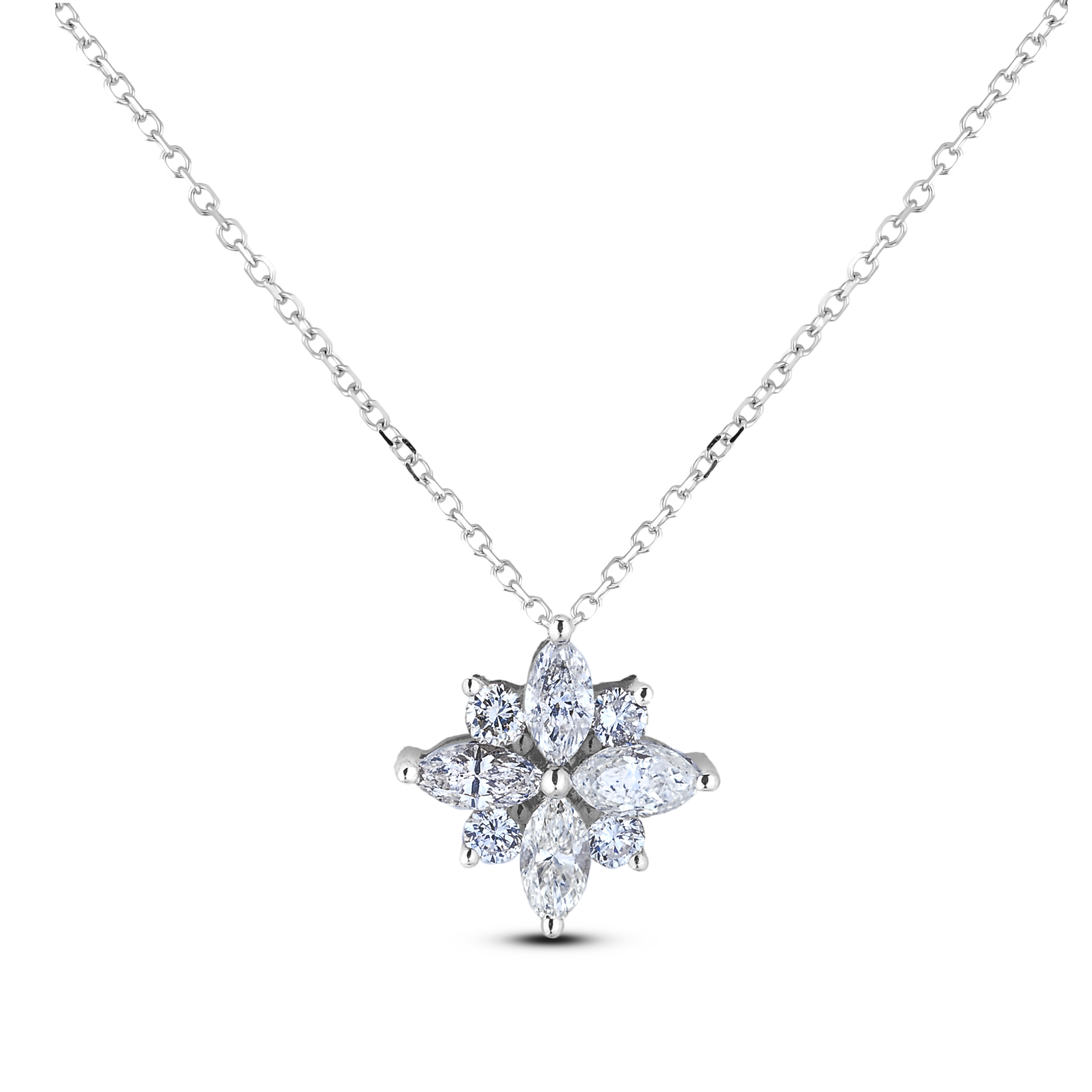 Diamond Pendants LNG-SP1695 (Pendants)