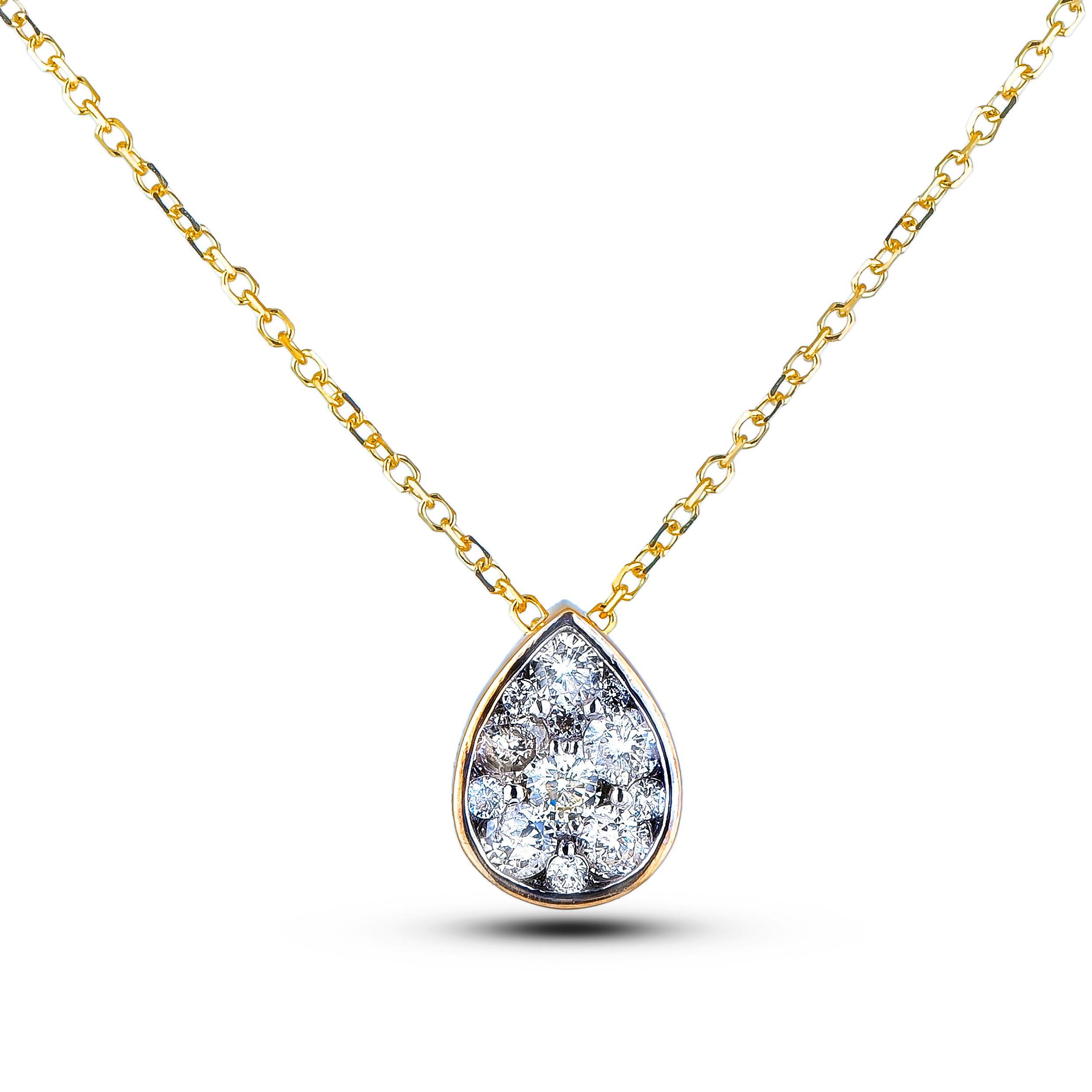 Diamond Pendants SGP409 (Pendants)