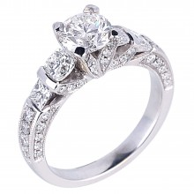 Diamond Engagement Rings SGR433 (Rings)