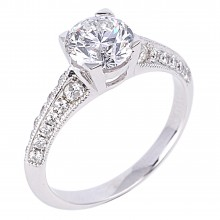 Diamond Engagement Rings SGR476 (Rings)