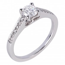 Diamond Engagement Rings SGR479 (Rings)